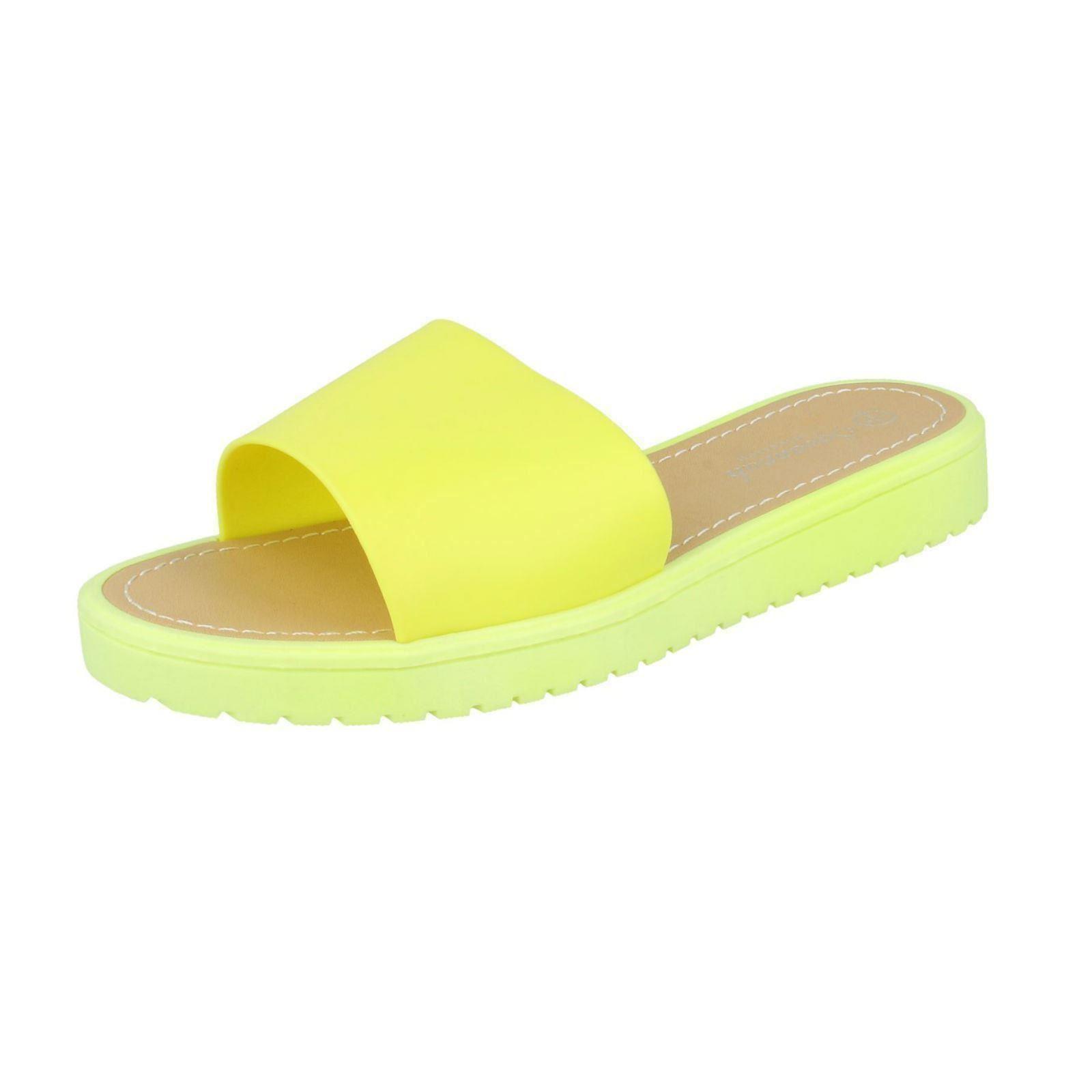 Colores moda sabana sandalia etiqueta-F0807 de la mujer