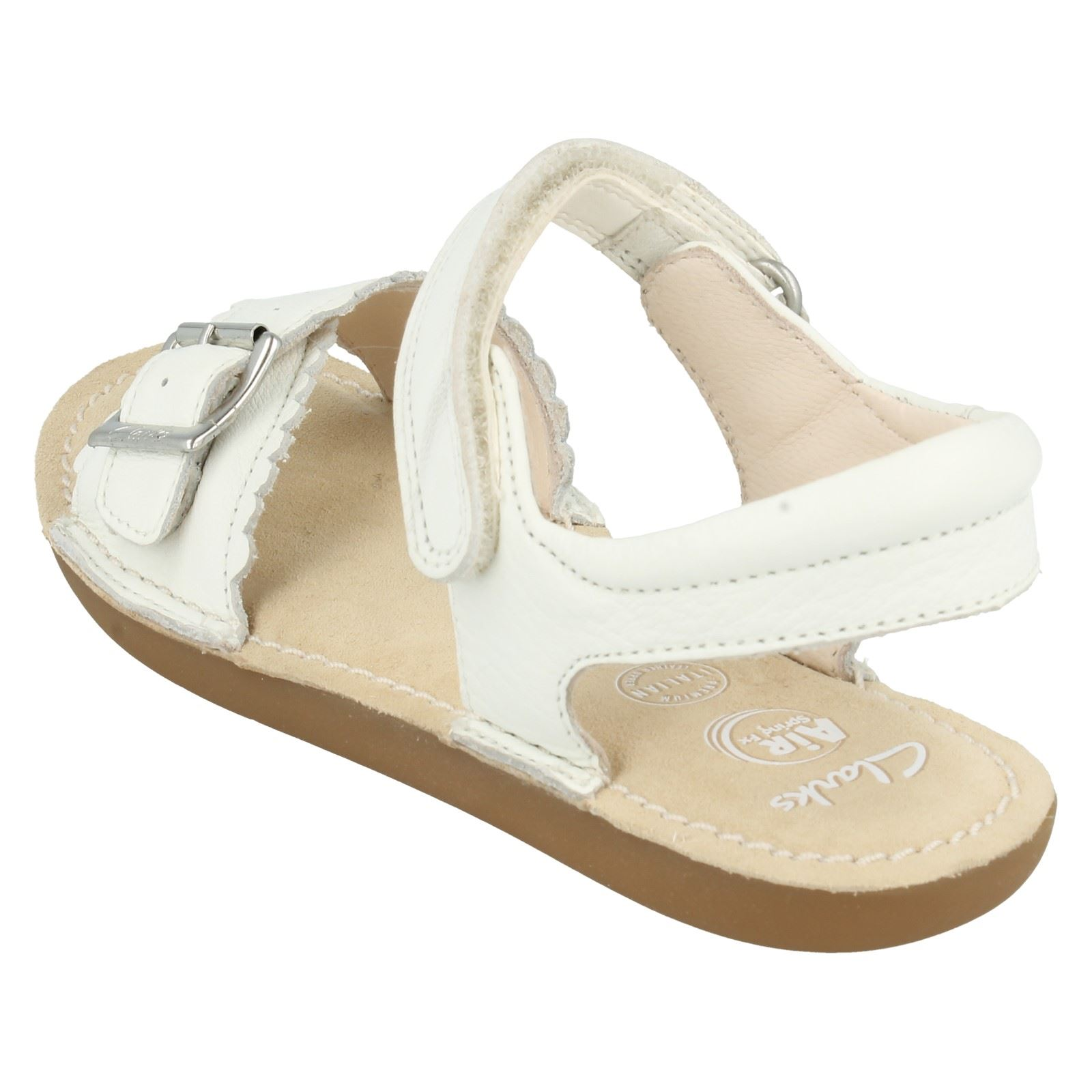 Girls Clarks Sandals Style - IvyBlossom