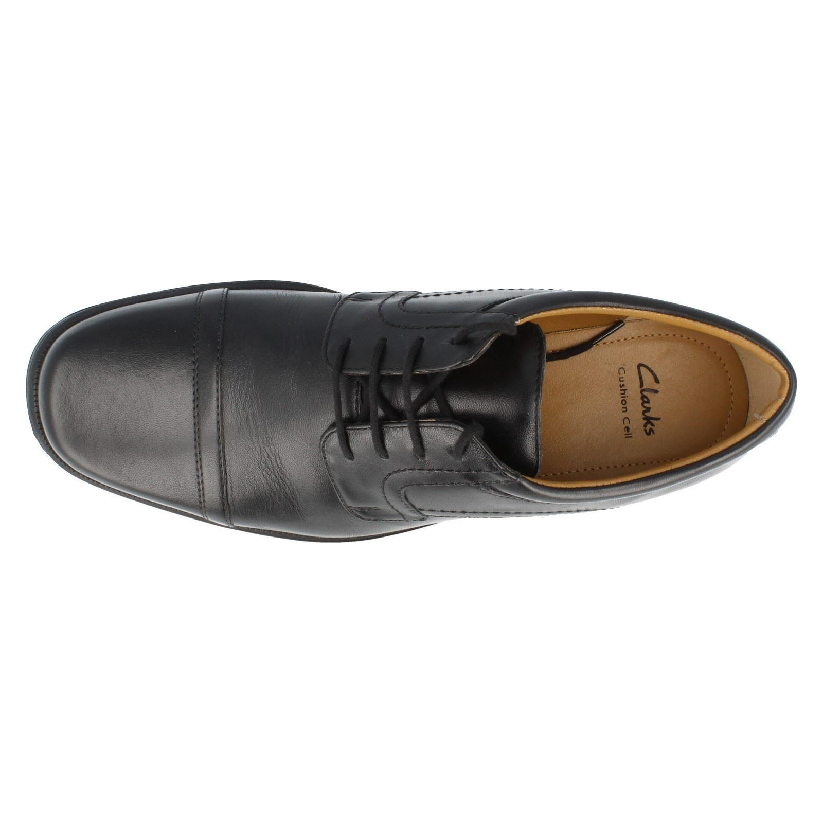 Mens Handle Shoes Style The Cap N Nero ~ Clarks wUUrIz