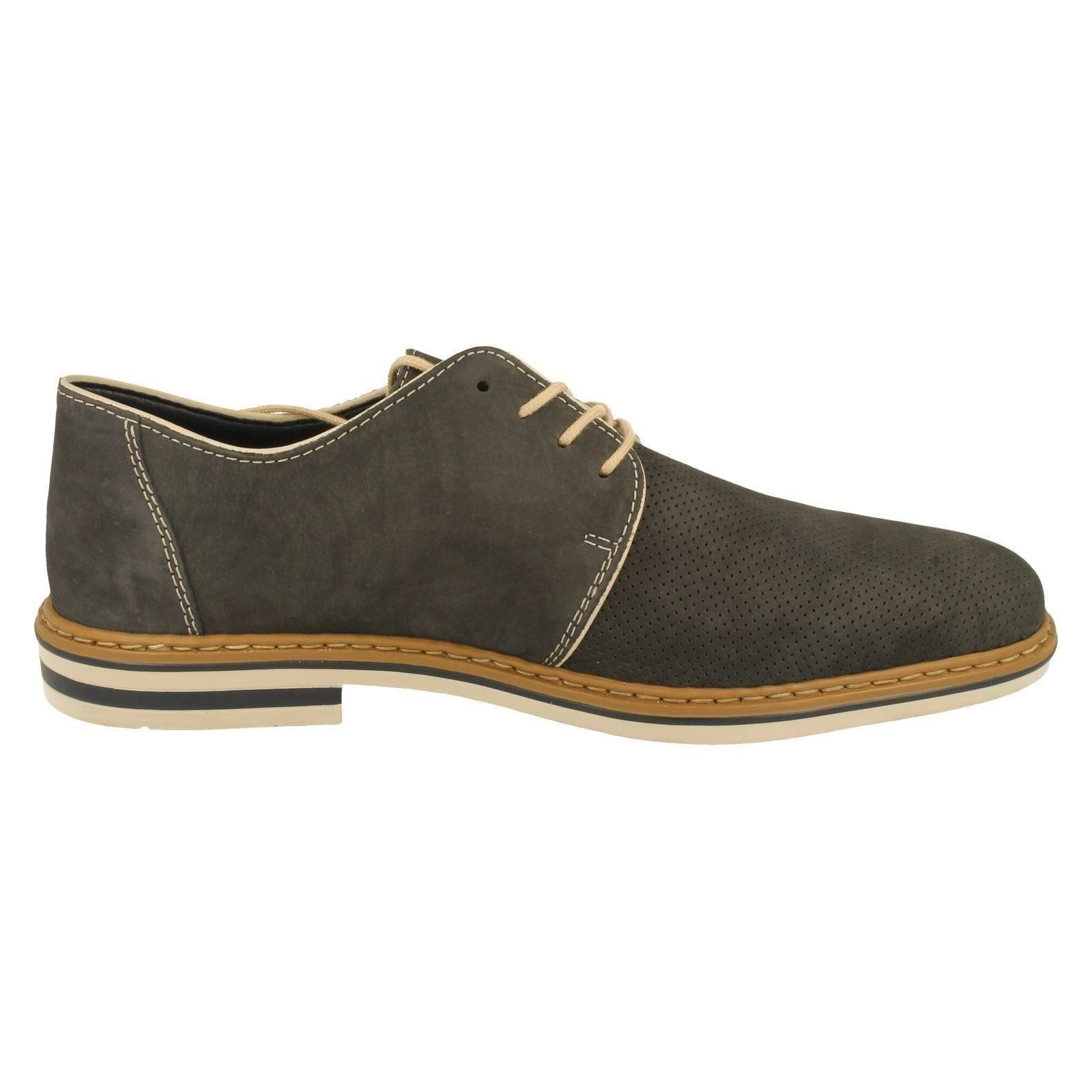 Mens Rieker Shoes The Style B1435-W