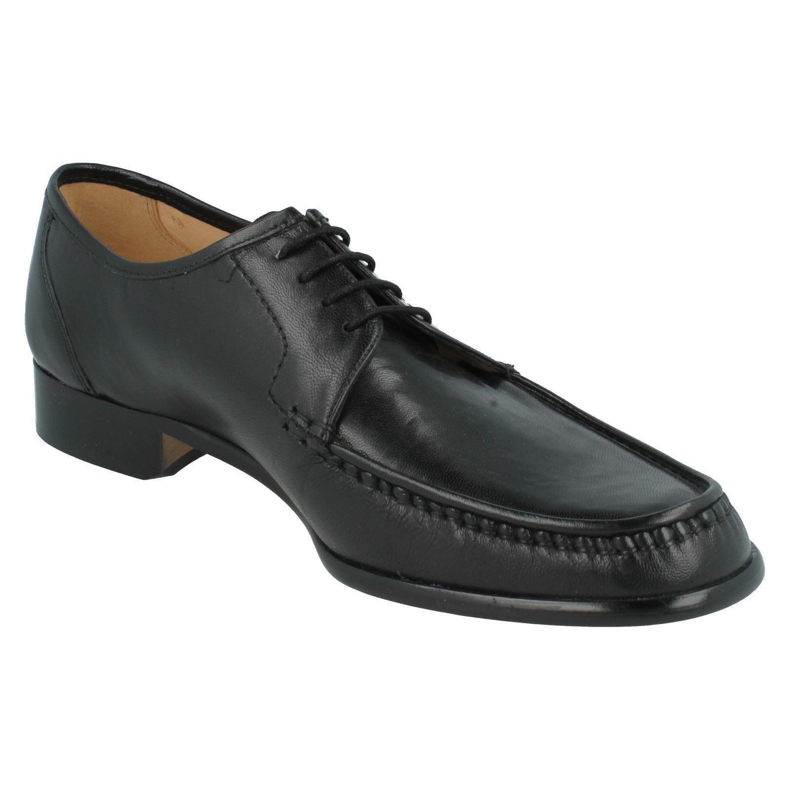 Da Scarpe Uomo Grenson Scarpe Da Formali Nero RACCORDO G STYLE-Crewe 33343-01 Scarpe classiche da uomo eac544