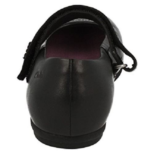 Girls Clarks Leather School Shoes 'Daisy High' ~ K