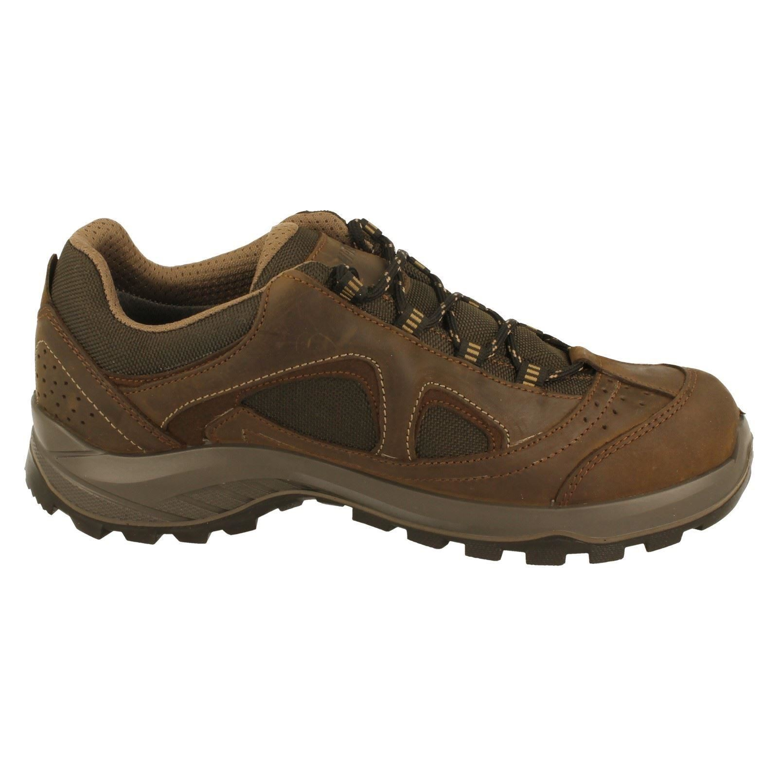 Mens Hi Tec Walking Shoes Style Walk Lite Lite Lite Camino WP-W 5caca5