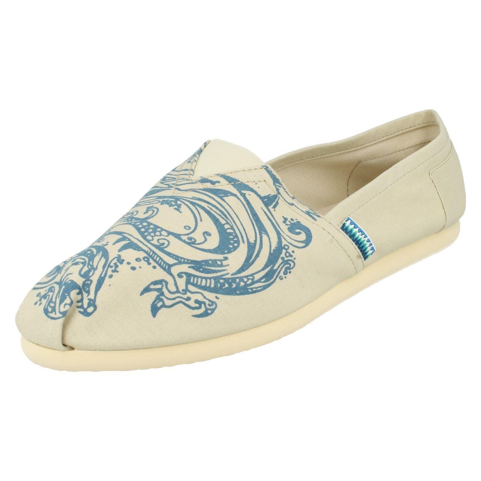 Para Hombre Punto En Lona Zapatos A1073