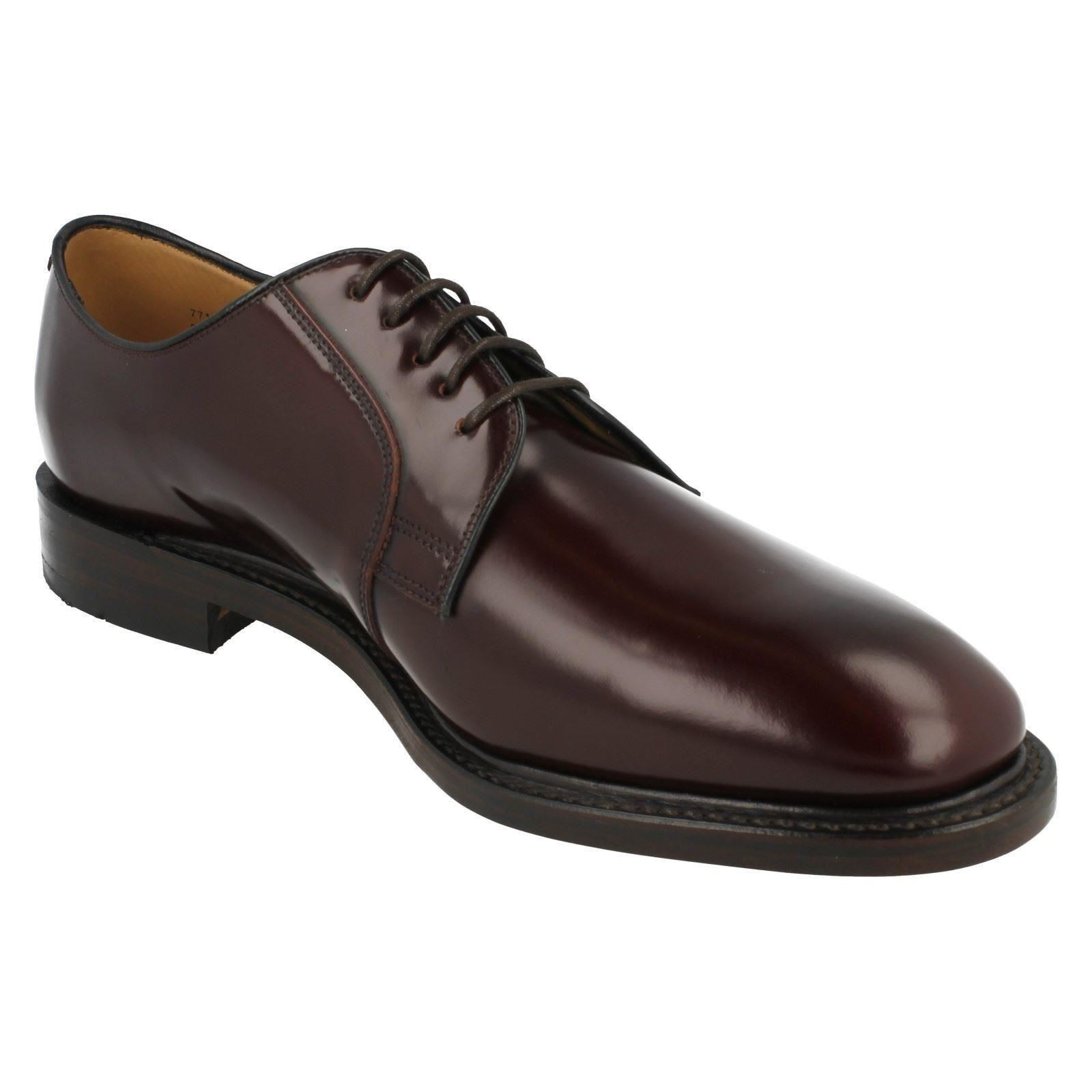 Uomo Loake Formal Formal Formal Leder Schuhes Fitting F Style - 771 df21bb