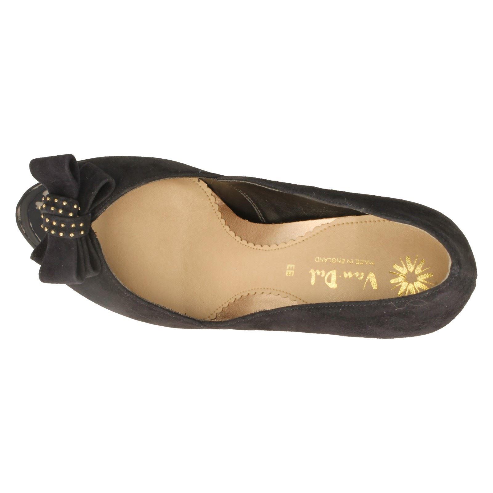 Onorevoli Van dal Peep Scarpa Toe Corte Scarpa Peep stile Abbey-W 13e419