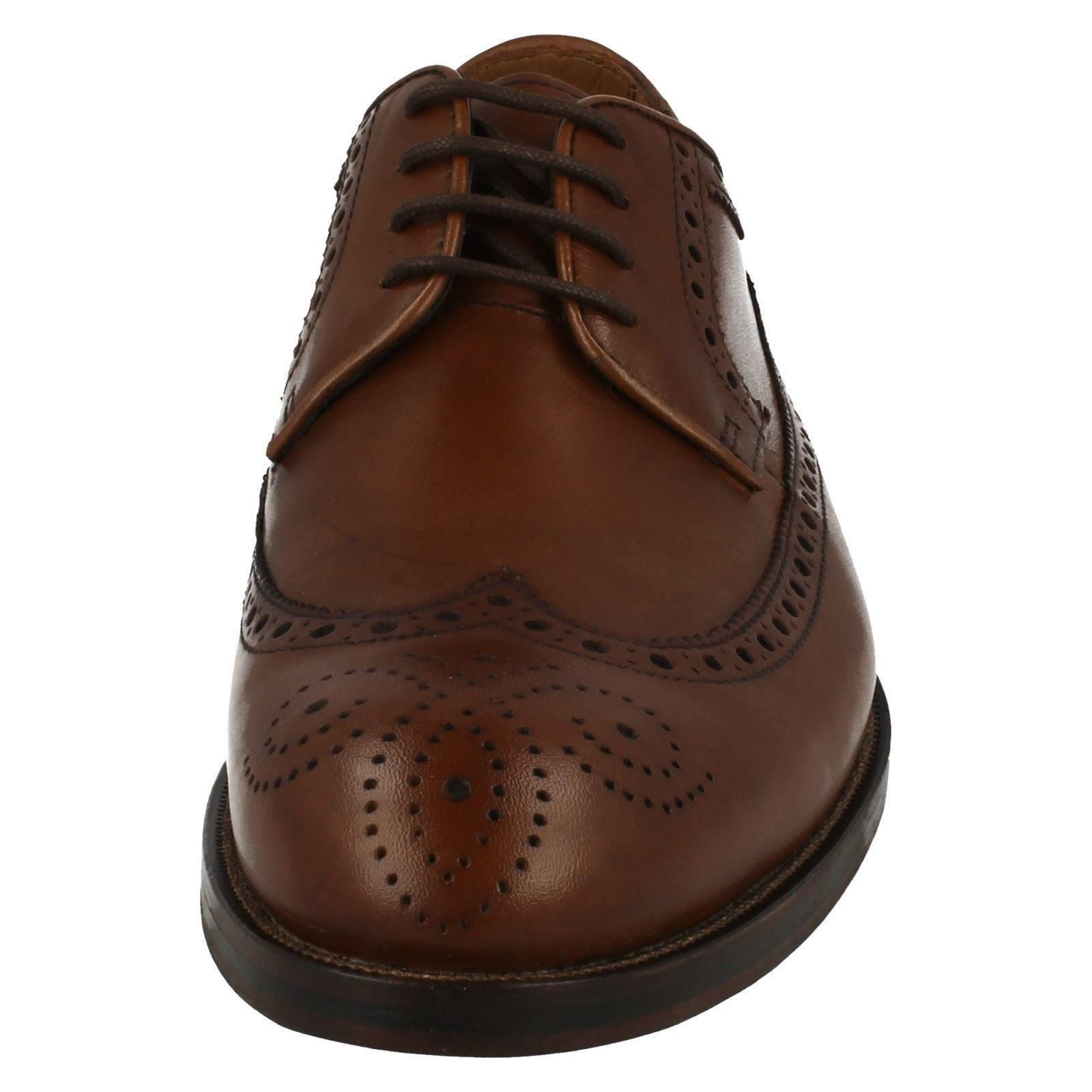 Men's Clarks Formal Brogue Lace Up Shoes The Style -  Coling Limit