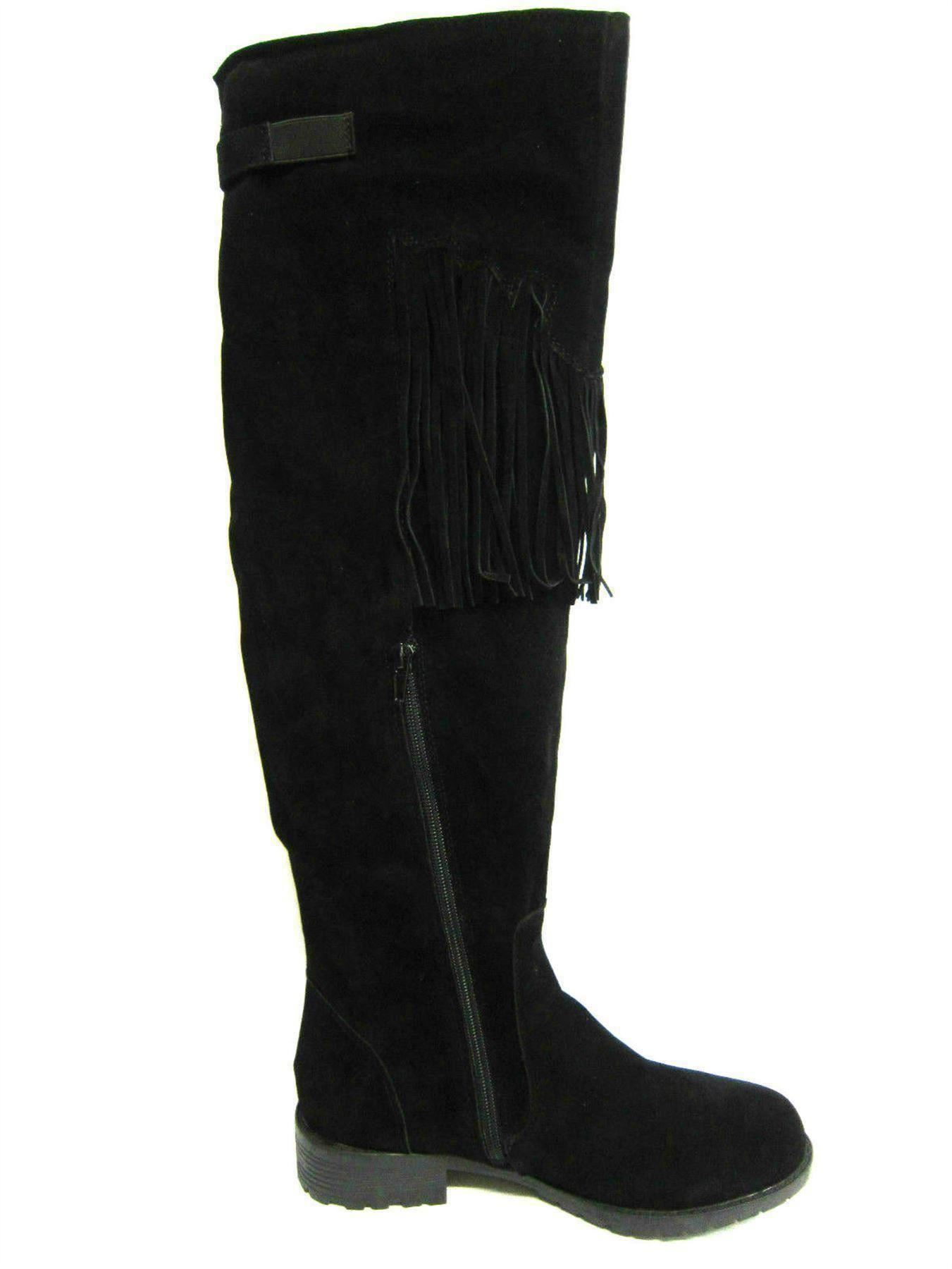 Ladies On Spot On Ladies Long Boots The Style - F50488 85b634
