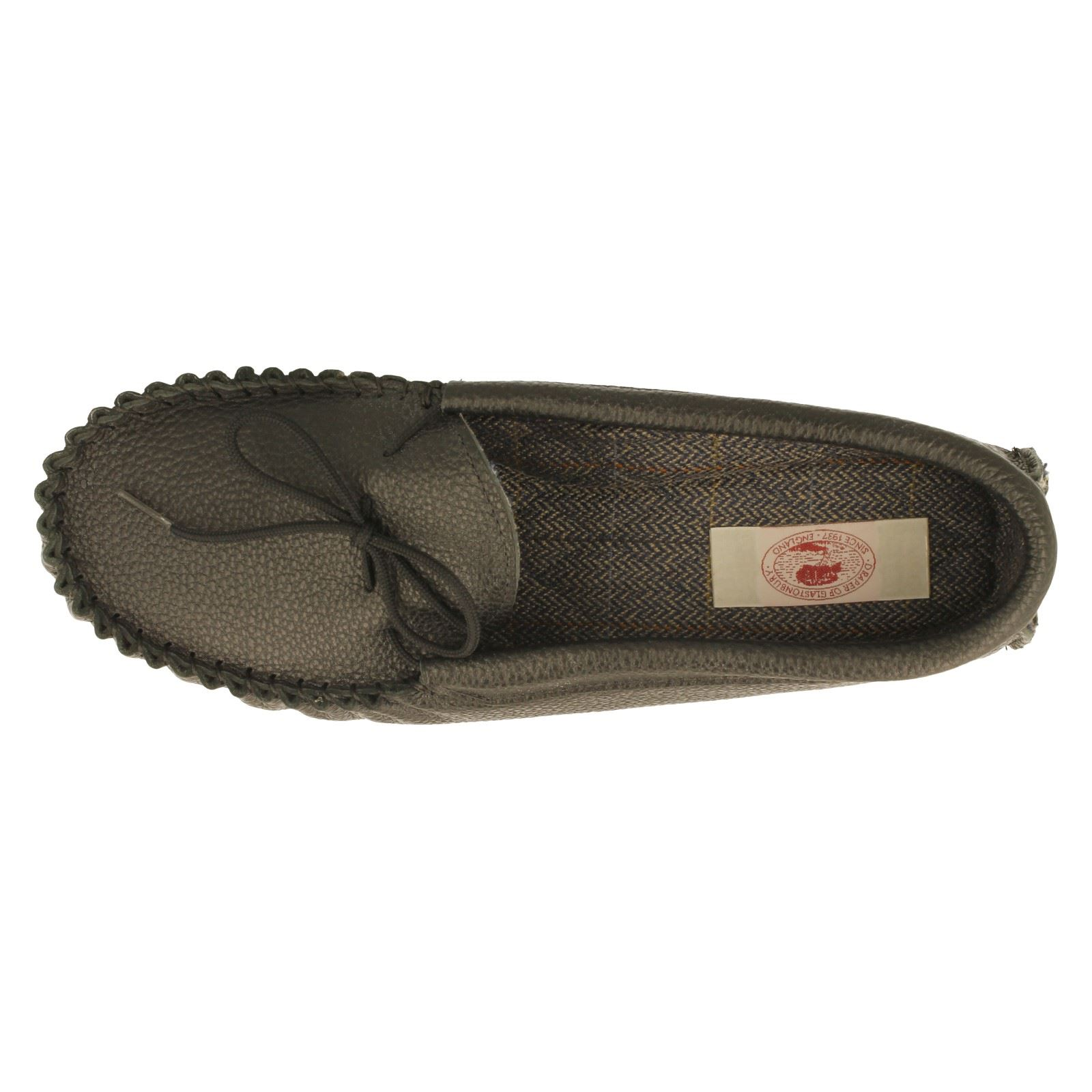 Mens Draper Moccasin Slippers The Style Michael-W