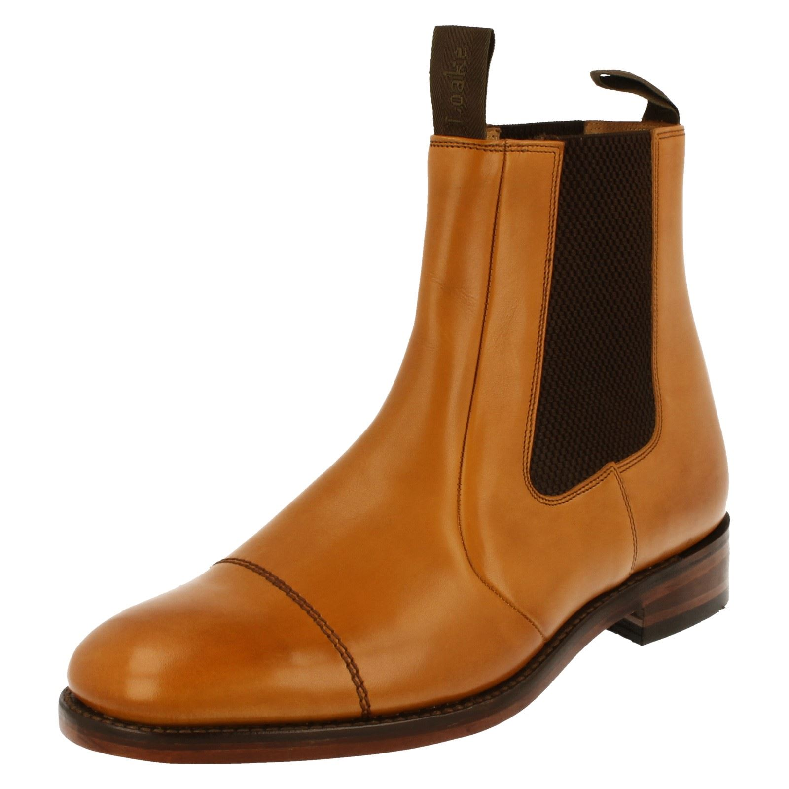 Uomo Loake Dealer Stiefel The Style Style Style Newbury 2 Tan -w 92a190