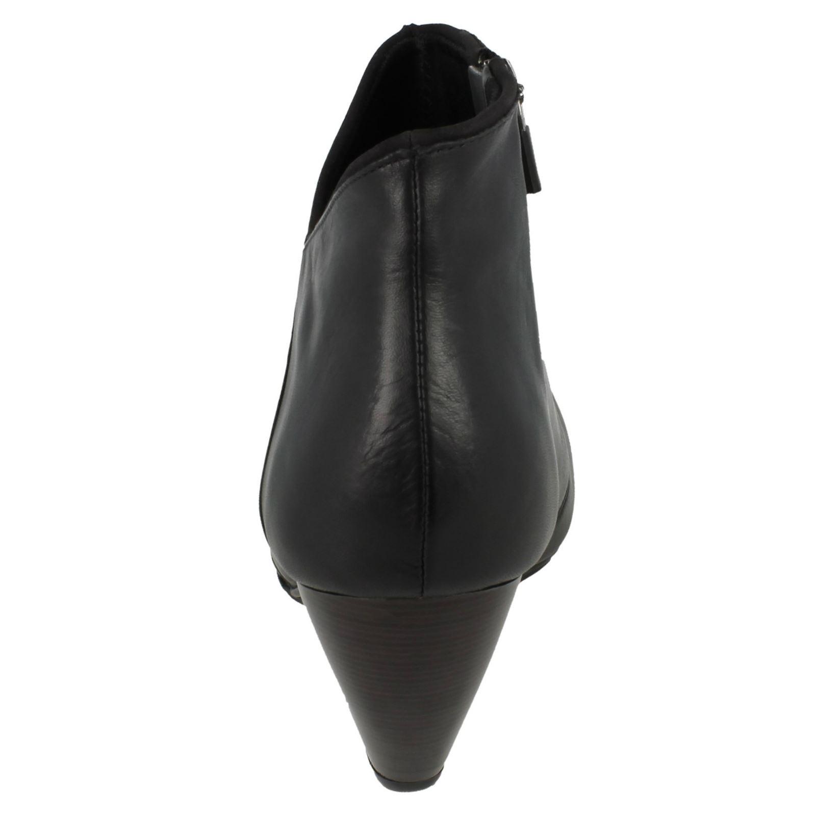 Botas al tobillo Damas Clarks Etiqueta softwear 'Lula cualquier' Etiqueta Clarks ~ K 3b221c