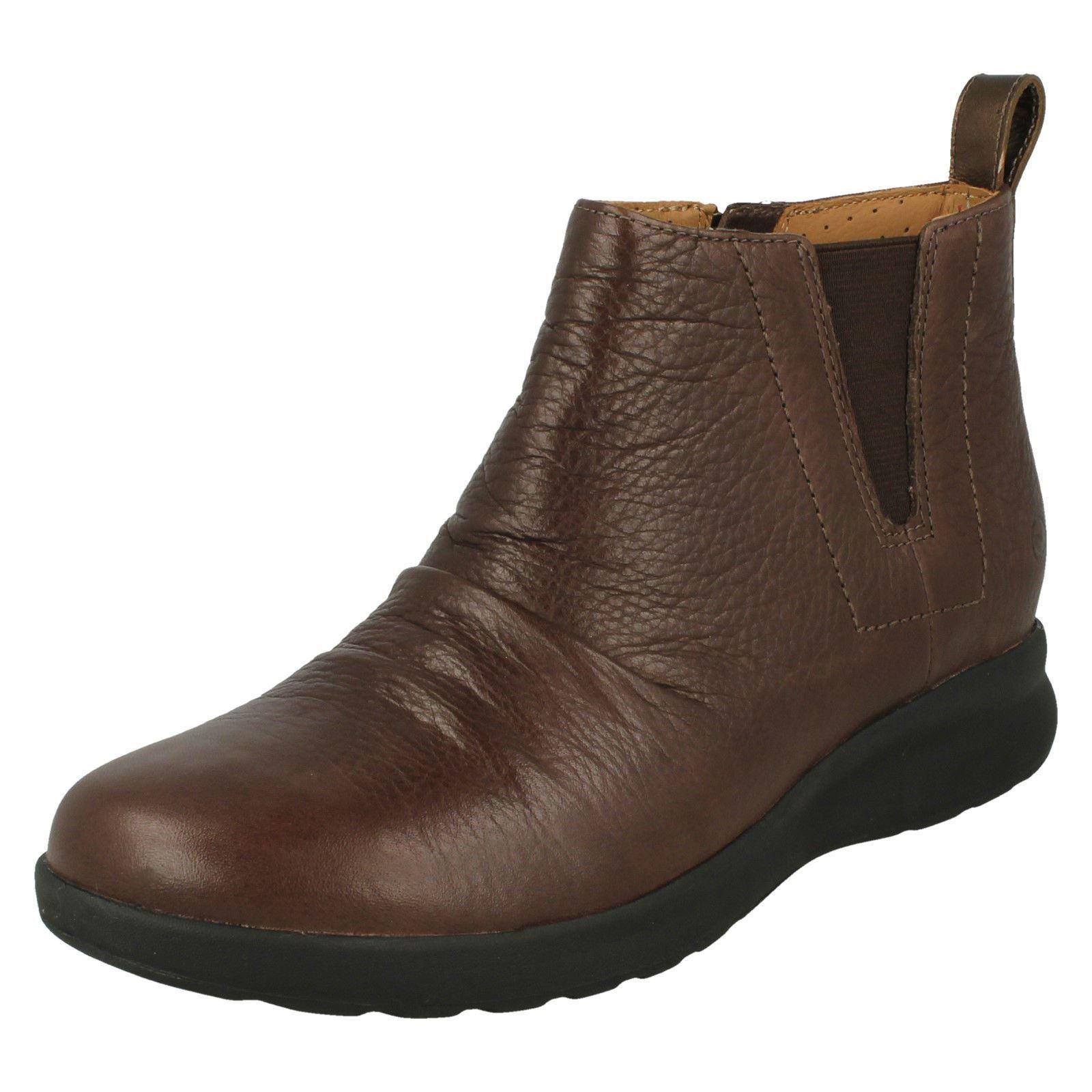 mesdames les bottines bottines bottines occasionnels l'onu par clark ornent la mi - bde5a2