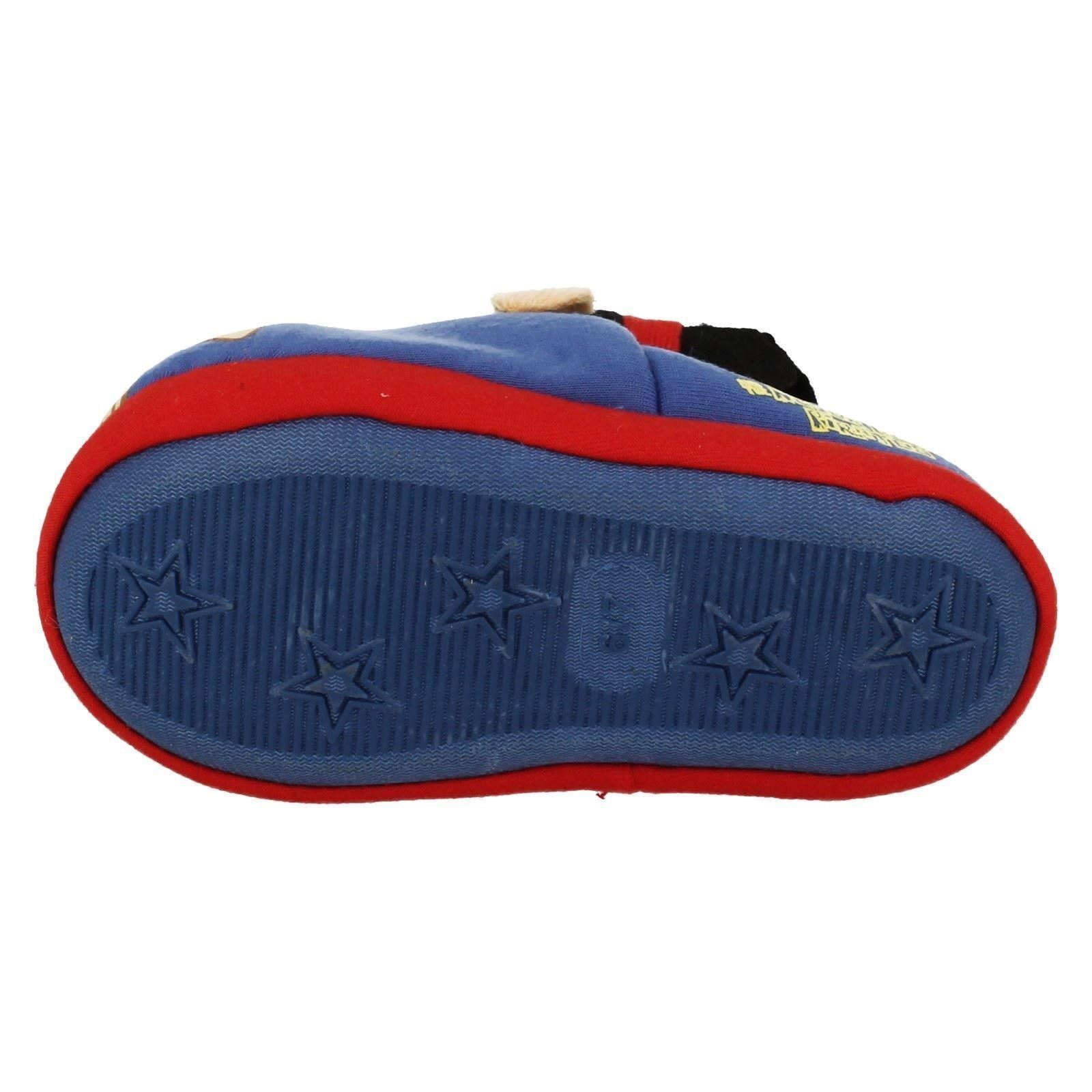 Disney Boys Slippers Style Jake And The Never Land Pirates-W