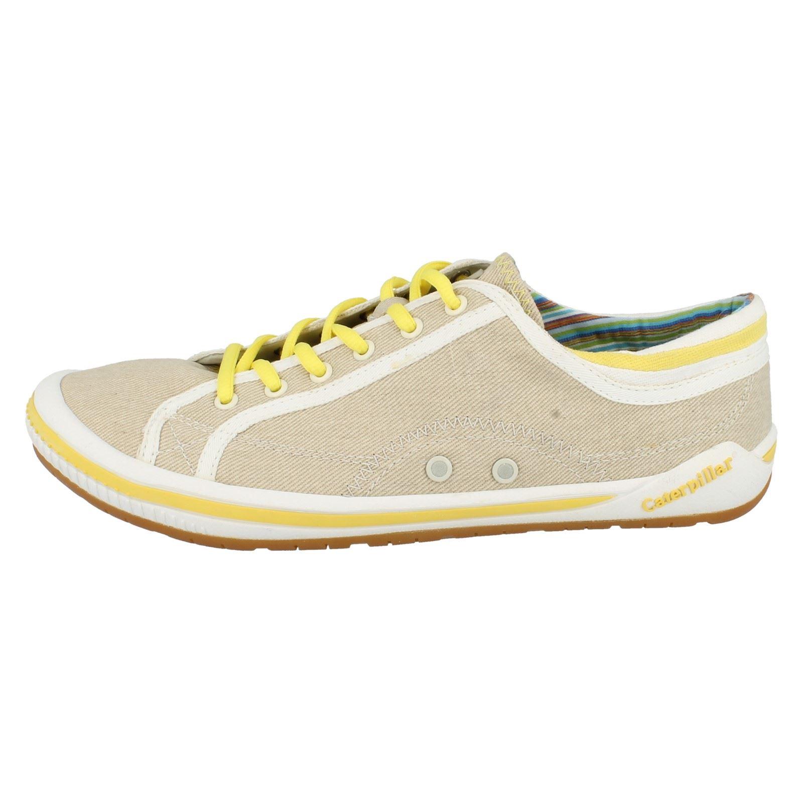 womens caterpillar canvas shoes ebay