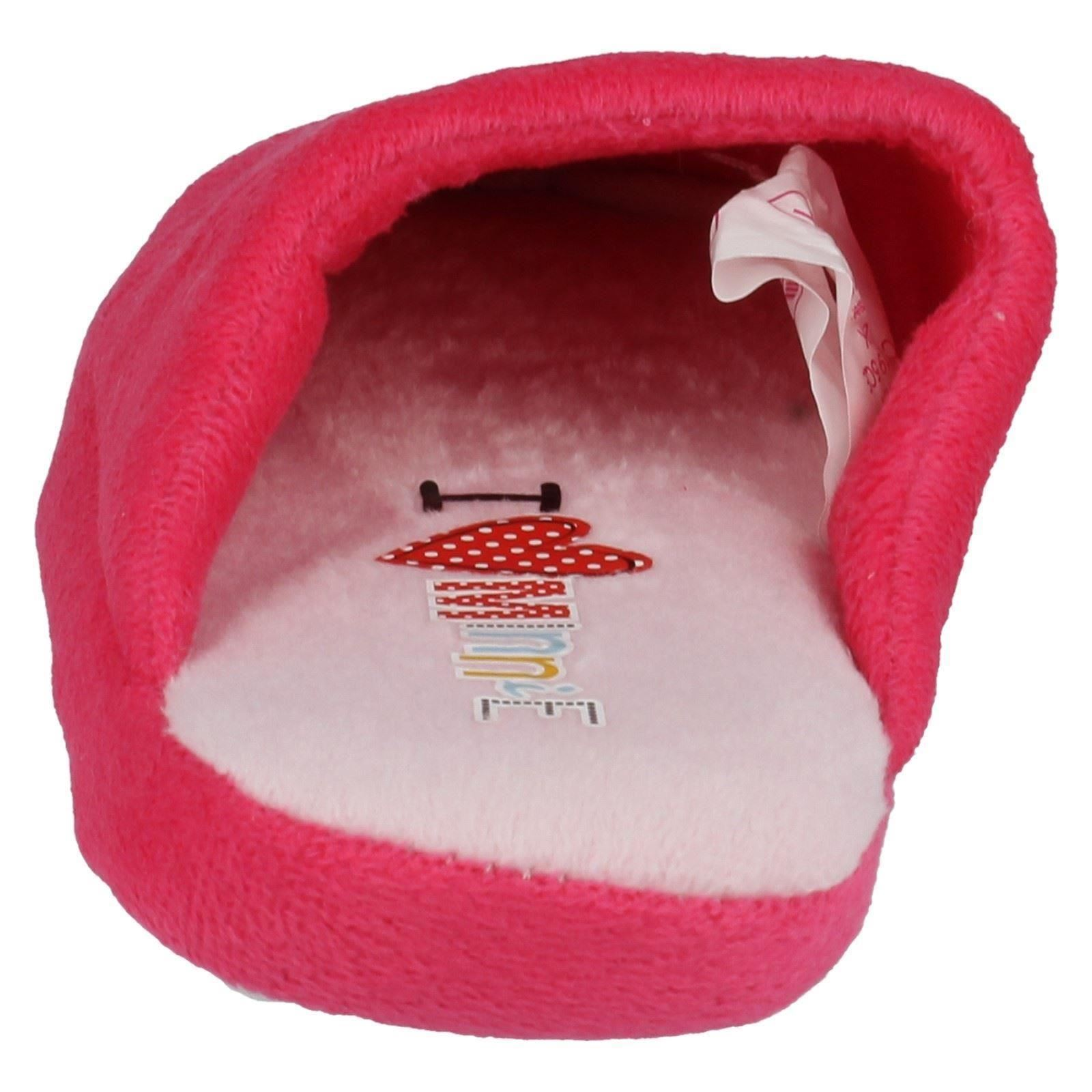 Girls Disney Minnie Mouse Slippers Style - WD8147