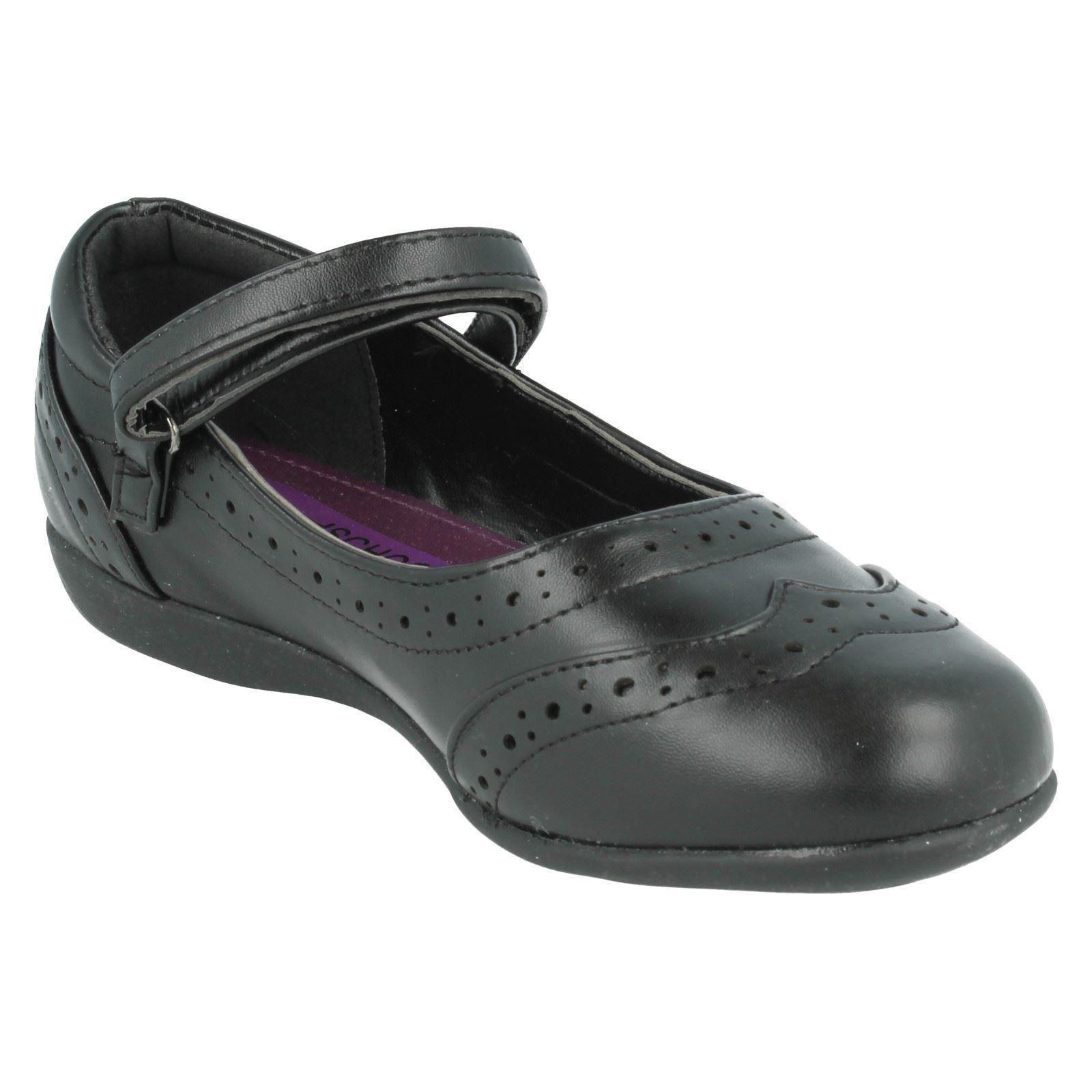Girls Cool 4 School Shoes H2342