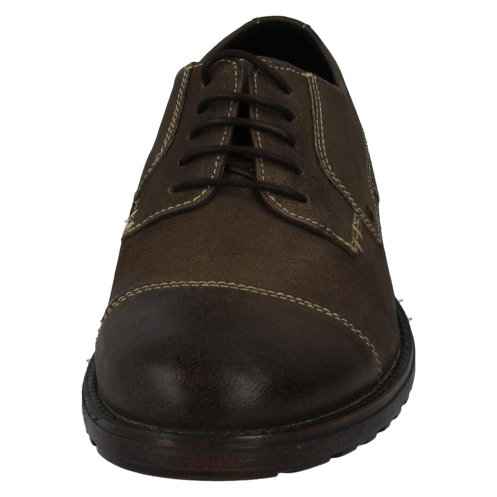 Zapatos Informales para Hombre Clarks Denton Cap