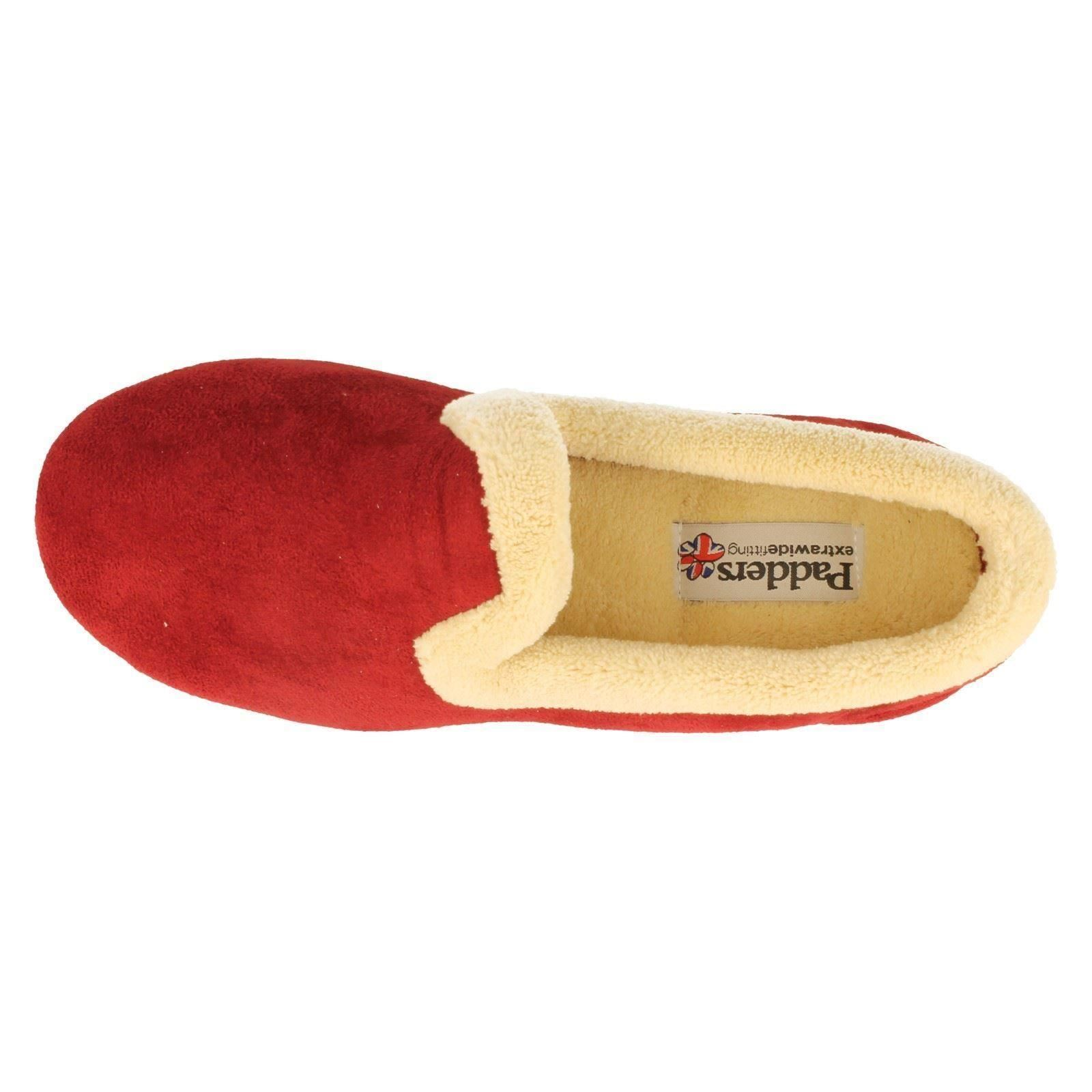 Damas Padders EE montaje Zapatillas Estilo reposo-W
