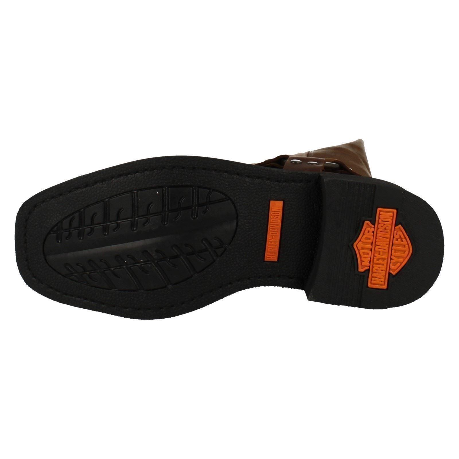 Herren Harley Davidson Stiefel Stiefel Stiefel Label Darren cc01f9