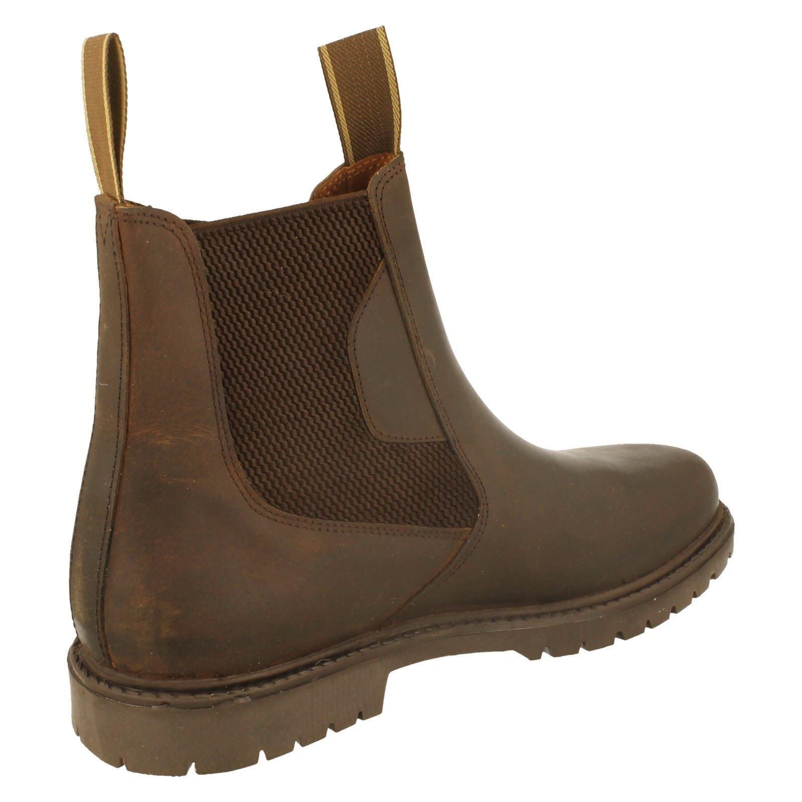 Hombre Taurus botas botas botas Style Dealer-W 2fd967