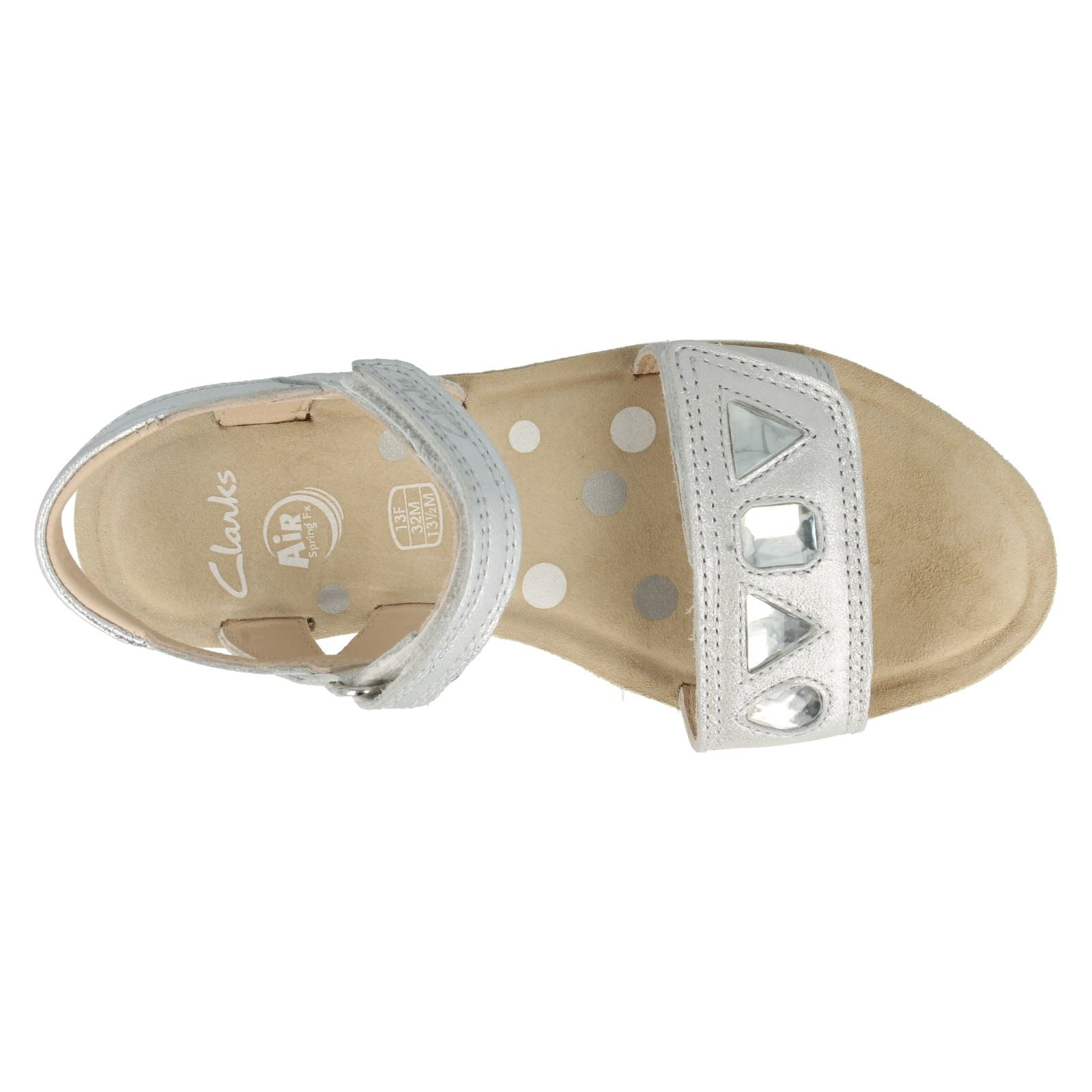 Girls Clarks Sandals Mimomagic