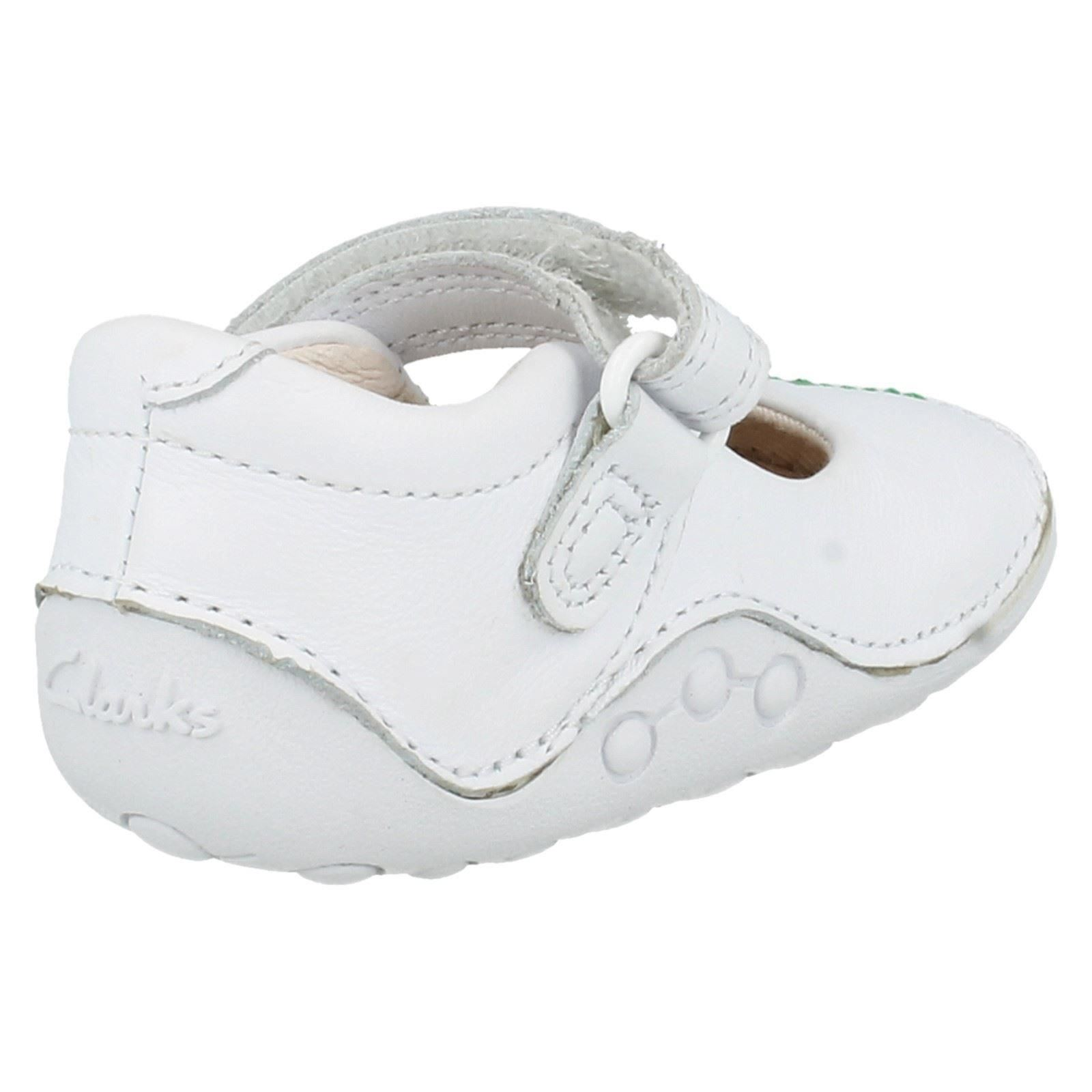 Girls Clarks First Shoes Style - Little Jam