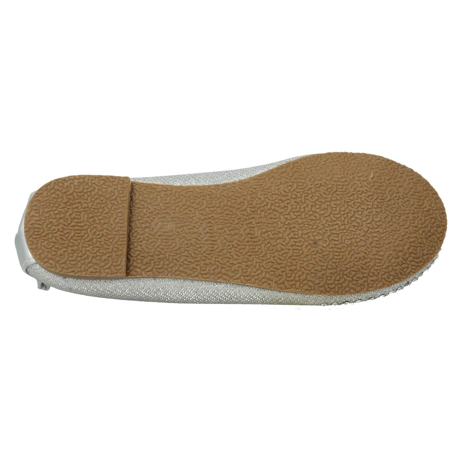 Zapatos de chicas de punto en el estilo-H2306