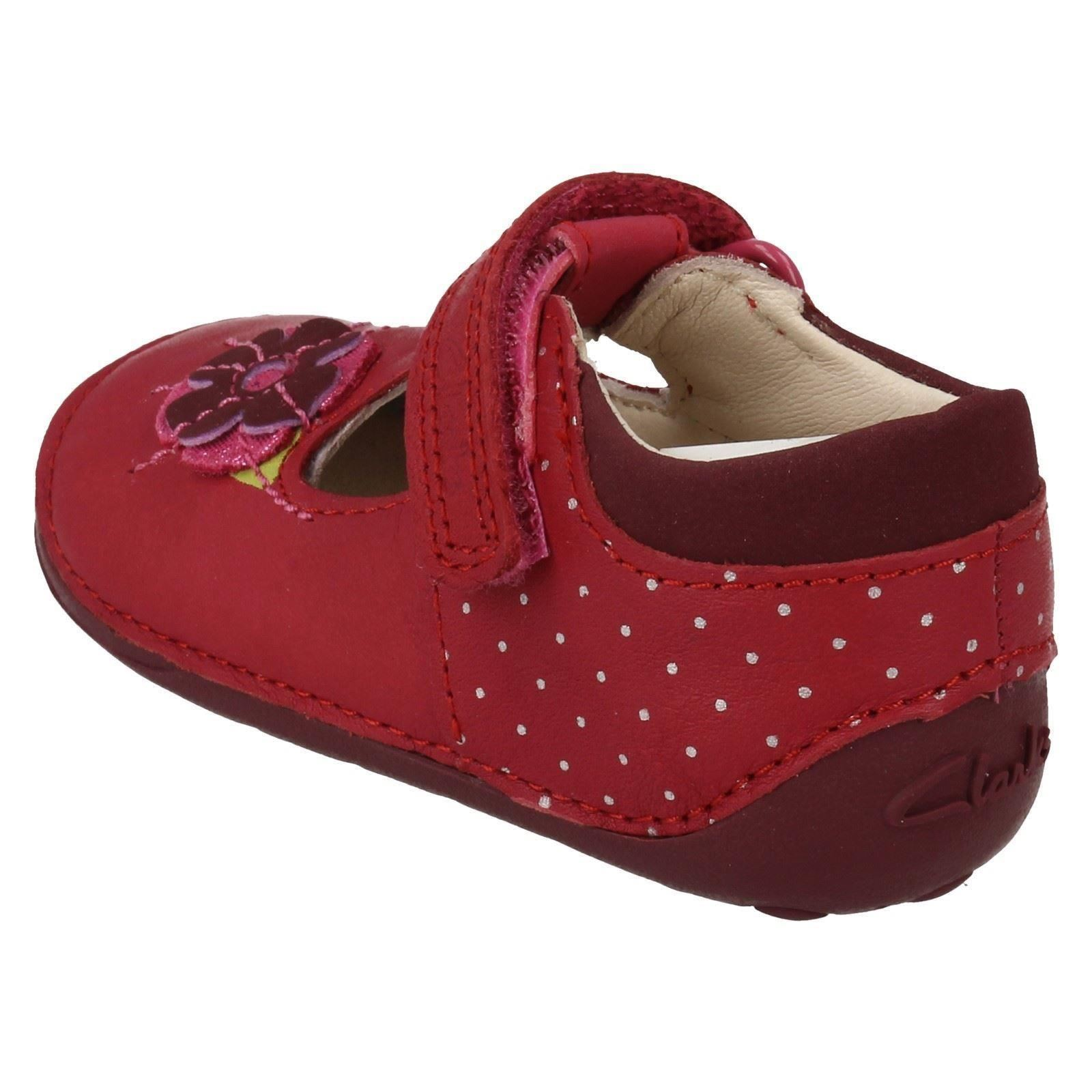 Girls Clarks Shoes Style- Little Poppy £26.00