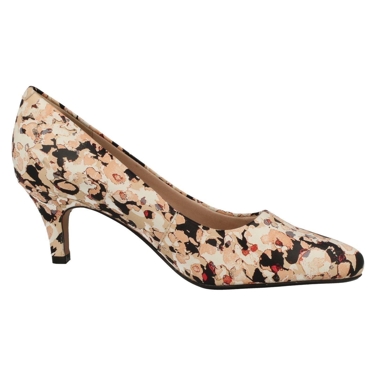 Femmes Formal/Court Clarks Formal/Court Femmes Slip on Chaussures Style-Isidora Faye-W 42b266