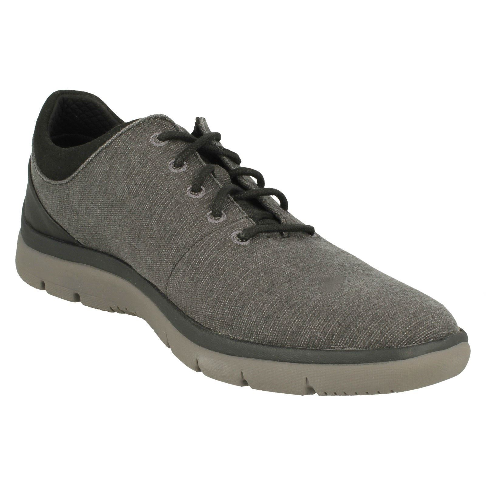 Uomo Lace Cloudsteppers  by Clarks Lace Uomo Up Casual Trainers Schuhes Tunsil Ace dd50a8