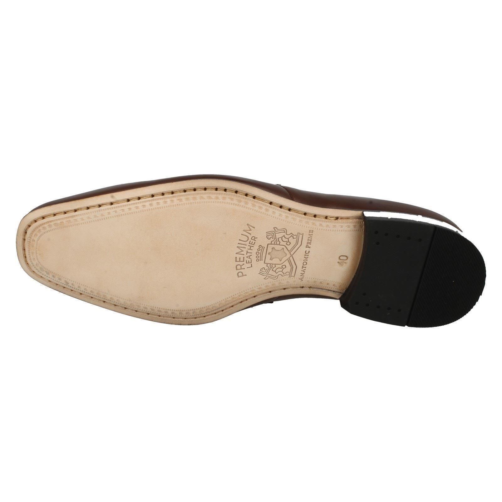 Mens Anatomic Formal Slip On Shoes The Style Goiana 2-W