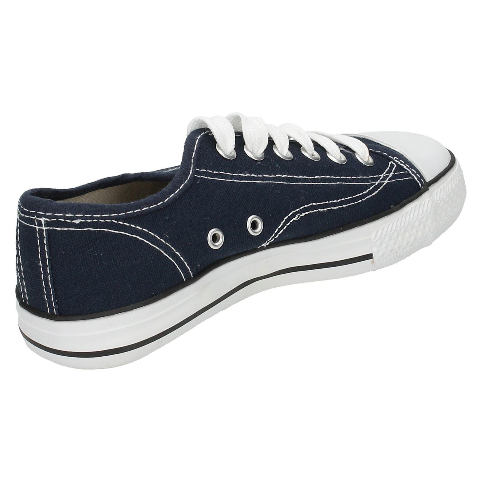 Para Hombre Maverick Zapatos De Lona Estilo X0001-W