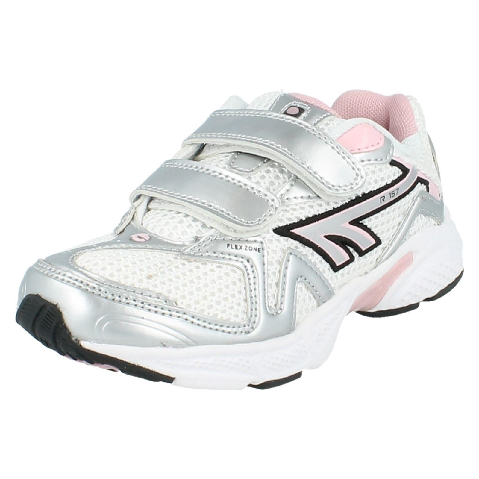 Girls Hi-Tec Trainers R157 JRG EZ