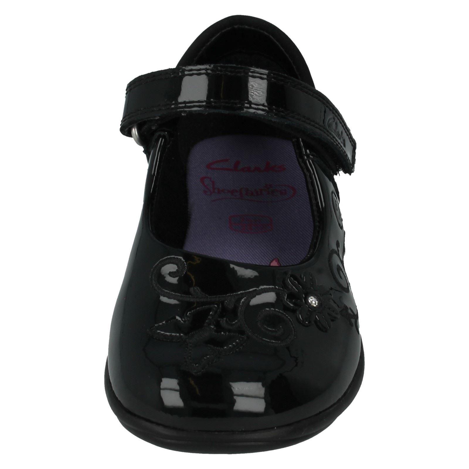 Girls Clarks Shoes Breena Love