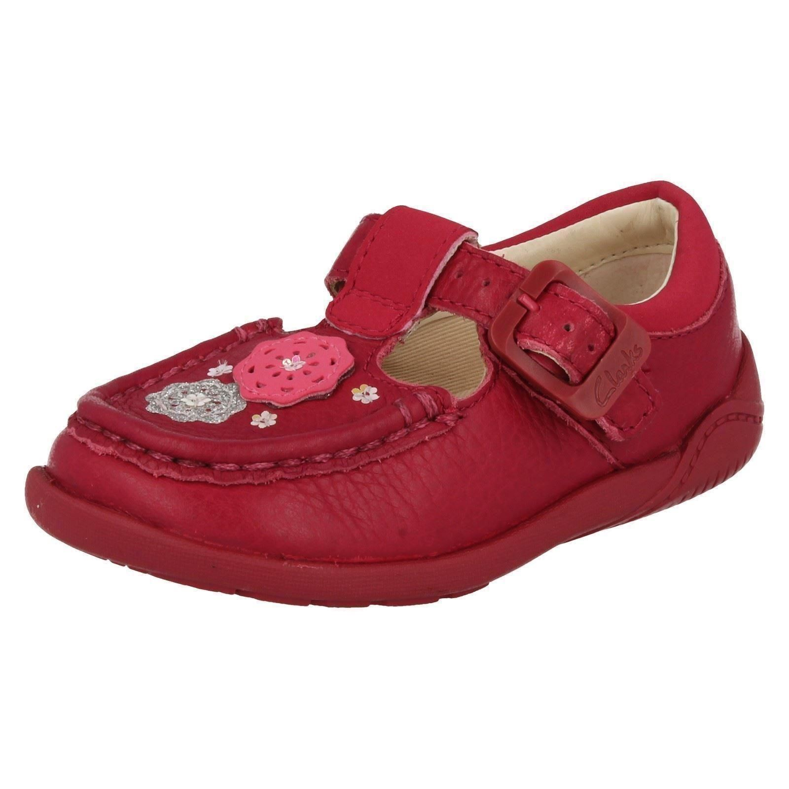 Girls Clarks Casual Shoes Litzy Suzy