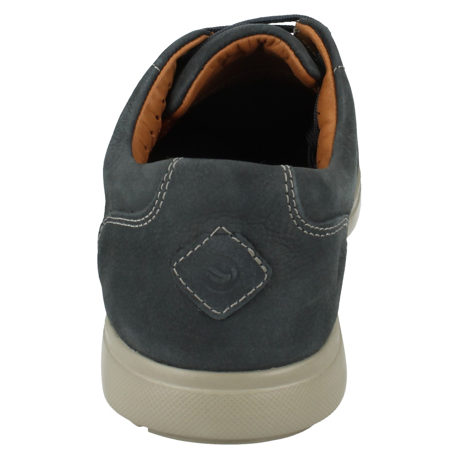 Mens Clarks Casual LaceUp Shoes Style -  Unlomac edge