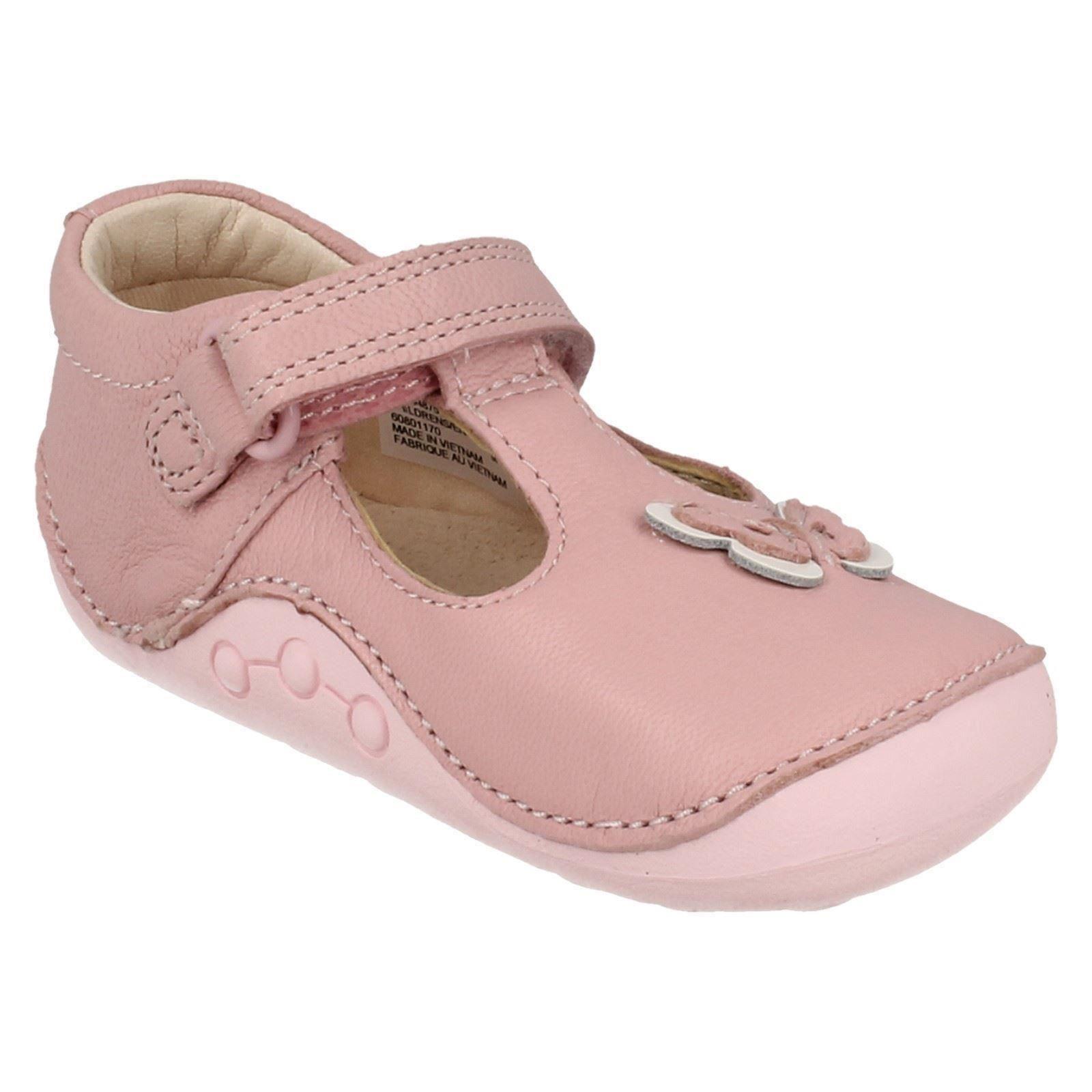 Girls Clarks First Shoes Little Wow