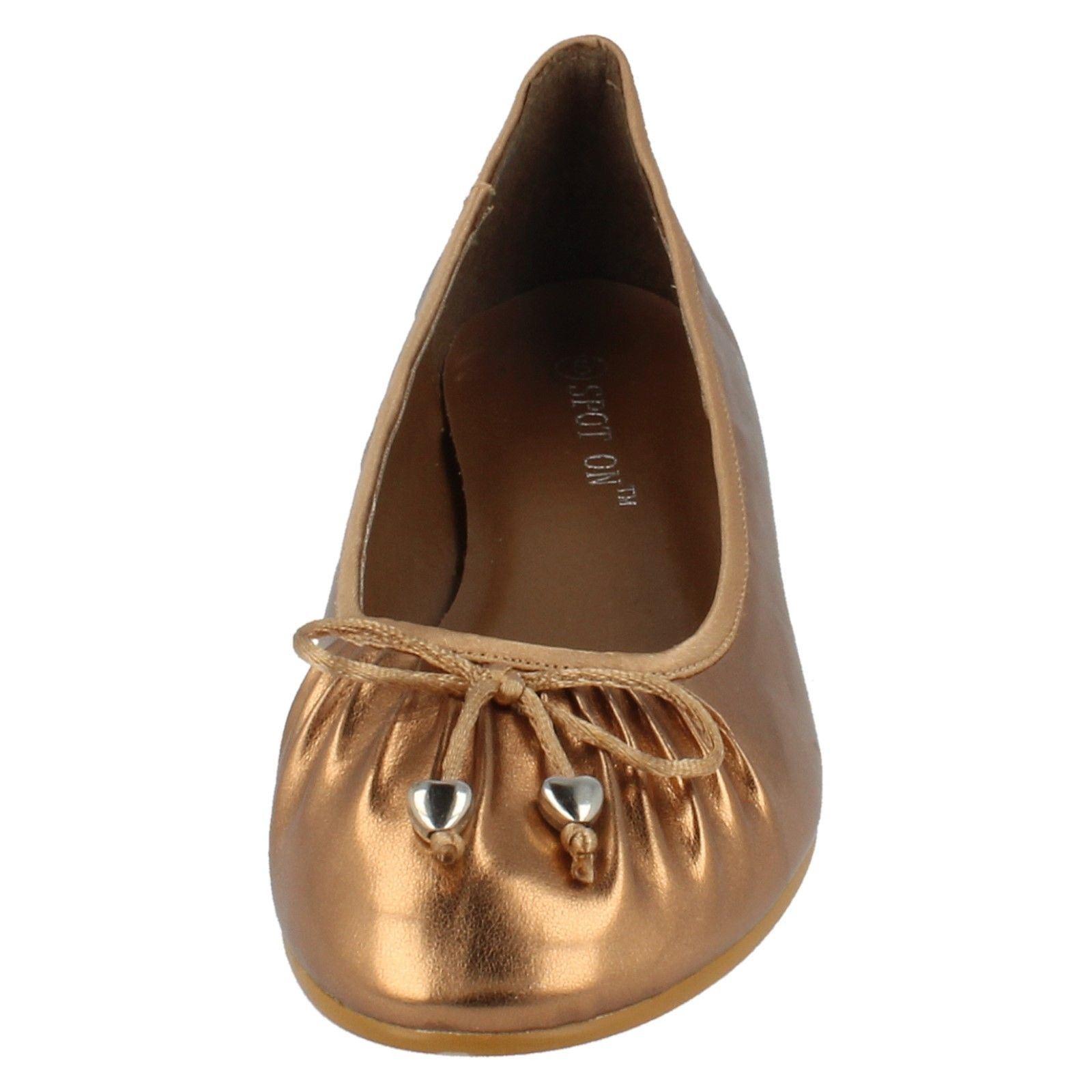 Zapatos planos señoras de punto en el estilo JUL917 ~ N