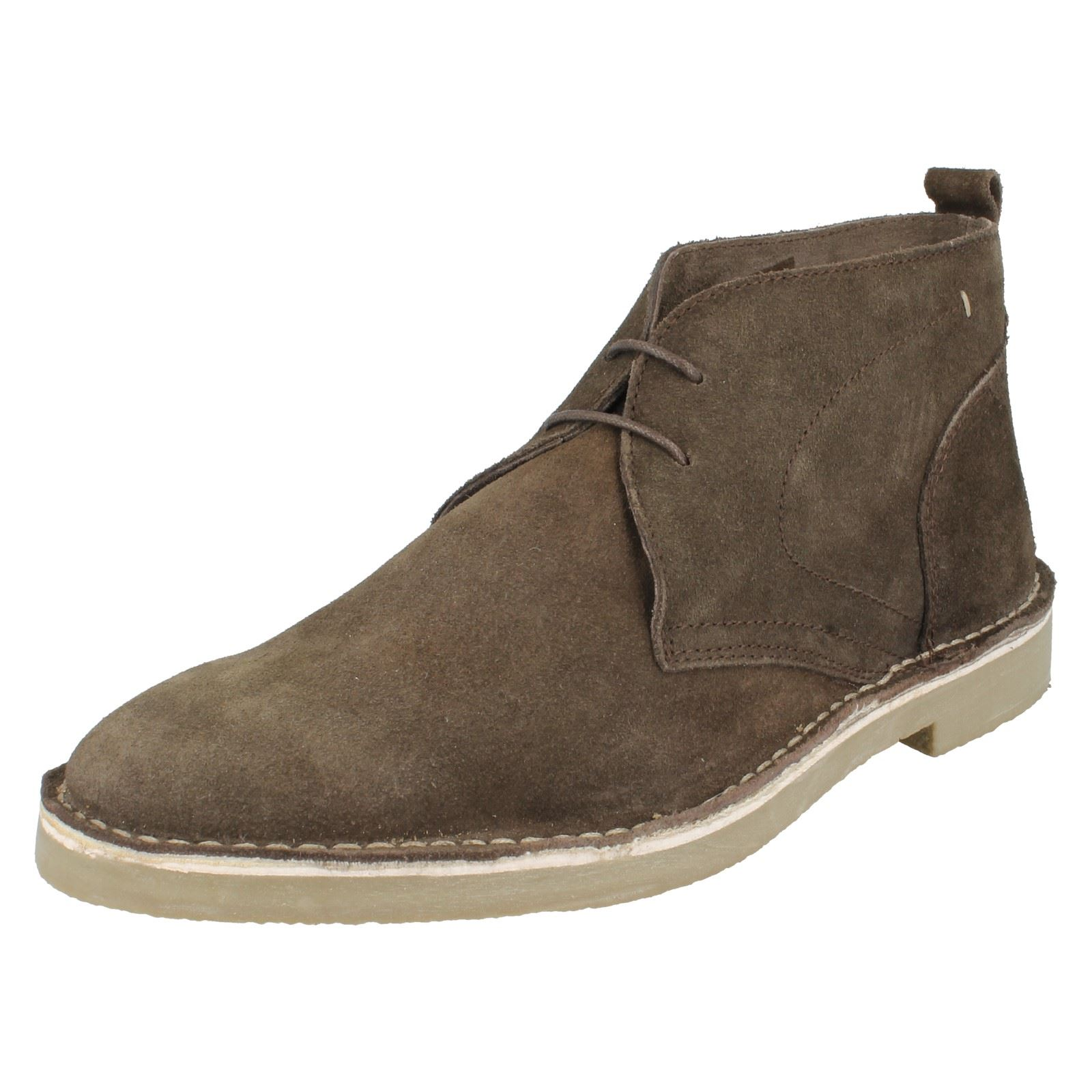 Desert boots, on the other hand, were made for the heat: that lightweight suede and lack of anything resembling interior lining make them a perfect summer shoe. Wear them with shorts, wear them.