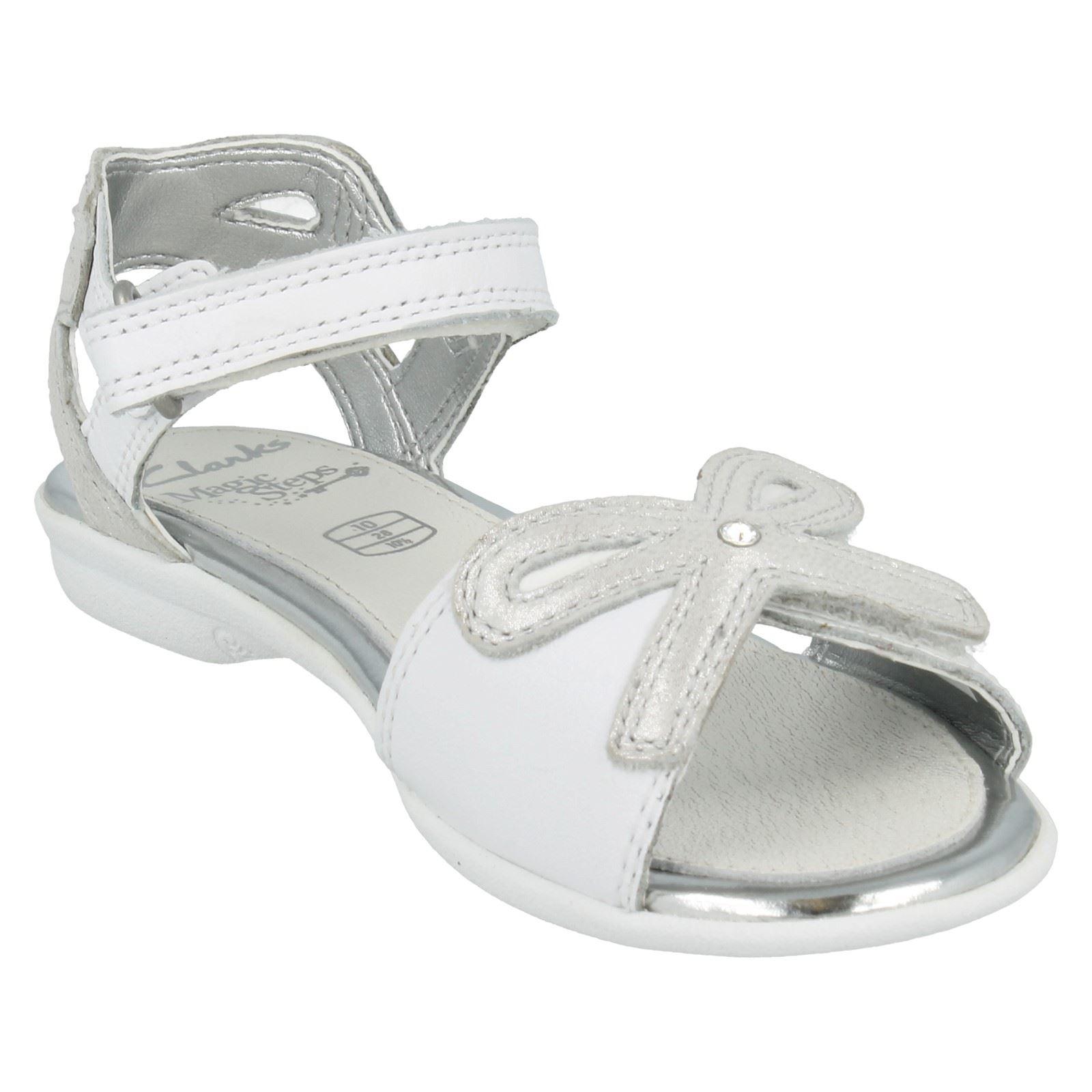 Girls Clarks Sandals Style - Orra Dream