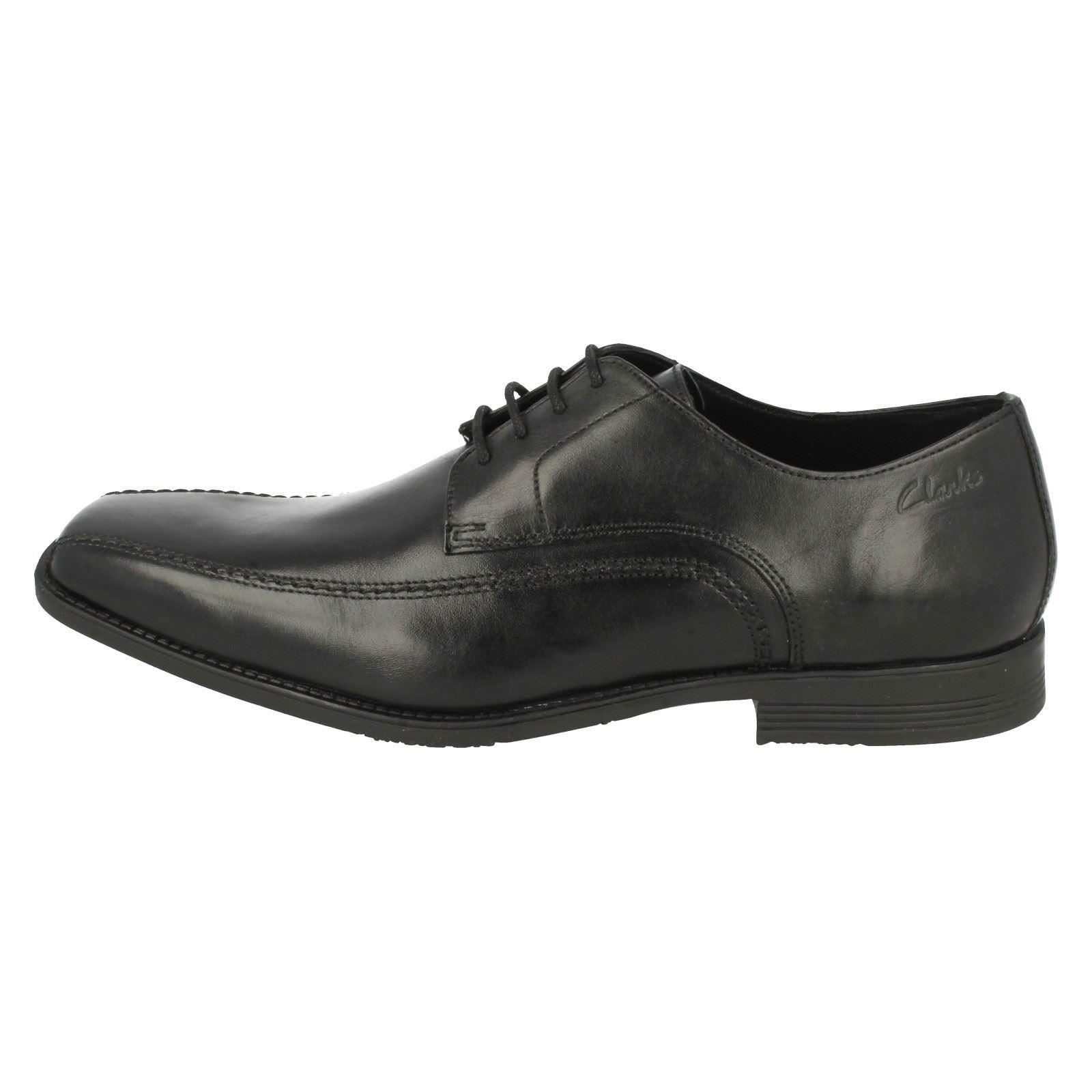 Mens Clarks Formal Shoes Baker Lace