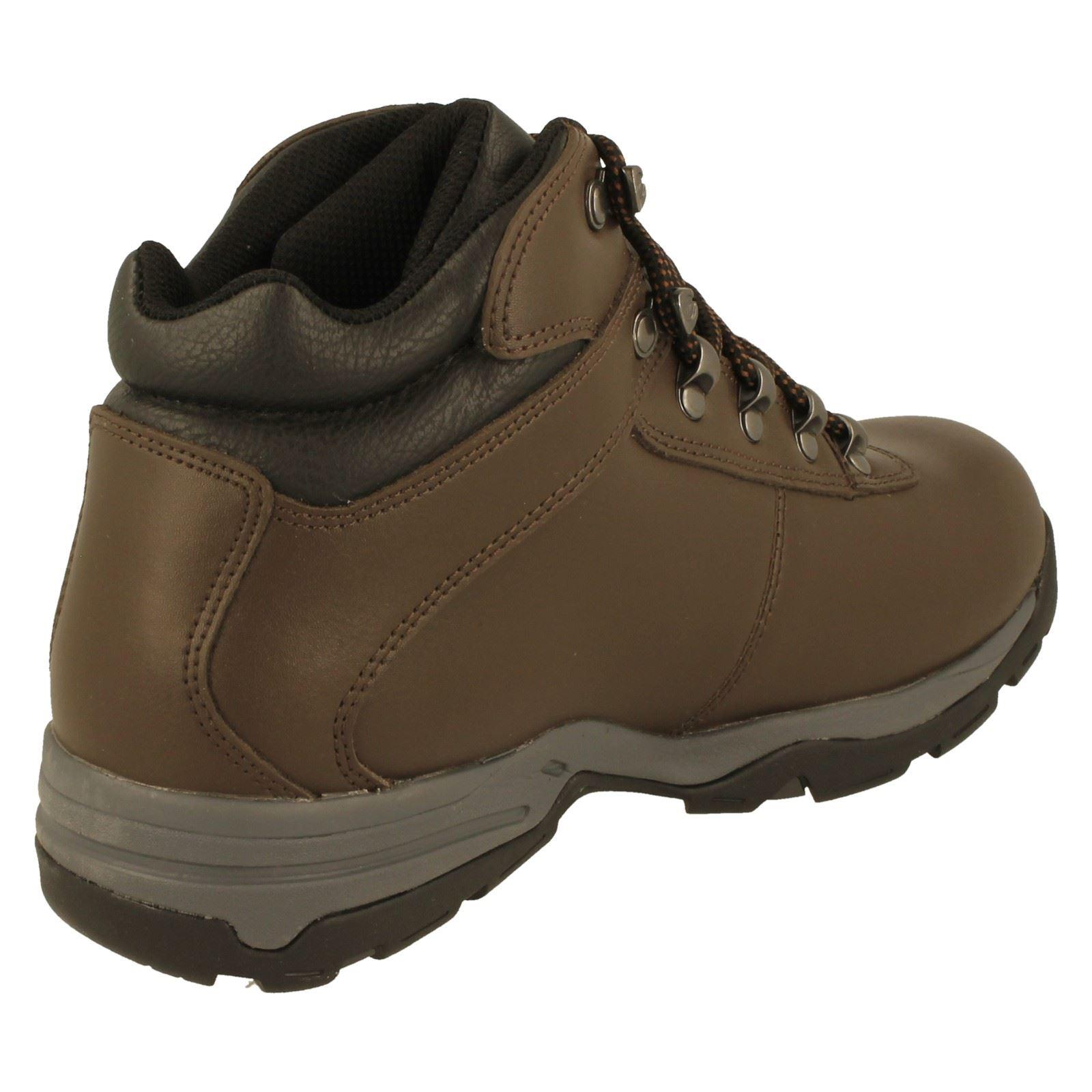 Señoras Caminar Botas Estilo Eurotrek III Wp Mujer-W
