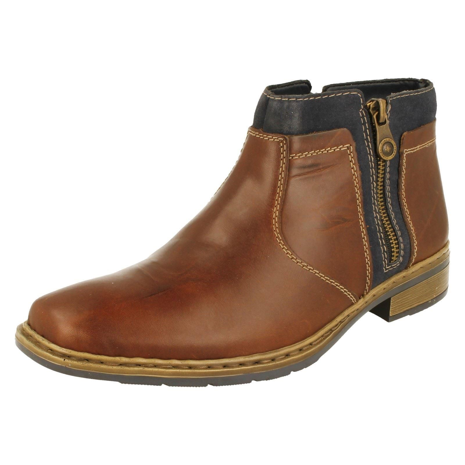 Mens 30853-W Rieker Boots The Style 30853-W Mens 979c97