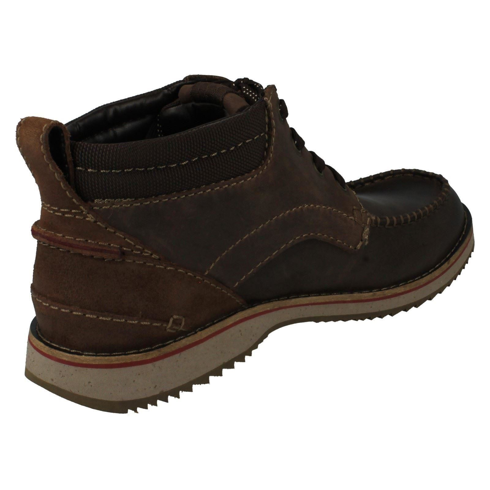 Men's Clarks Casual Boots Style - Mahale Mid