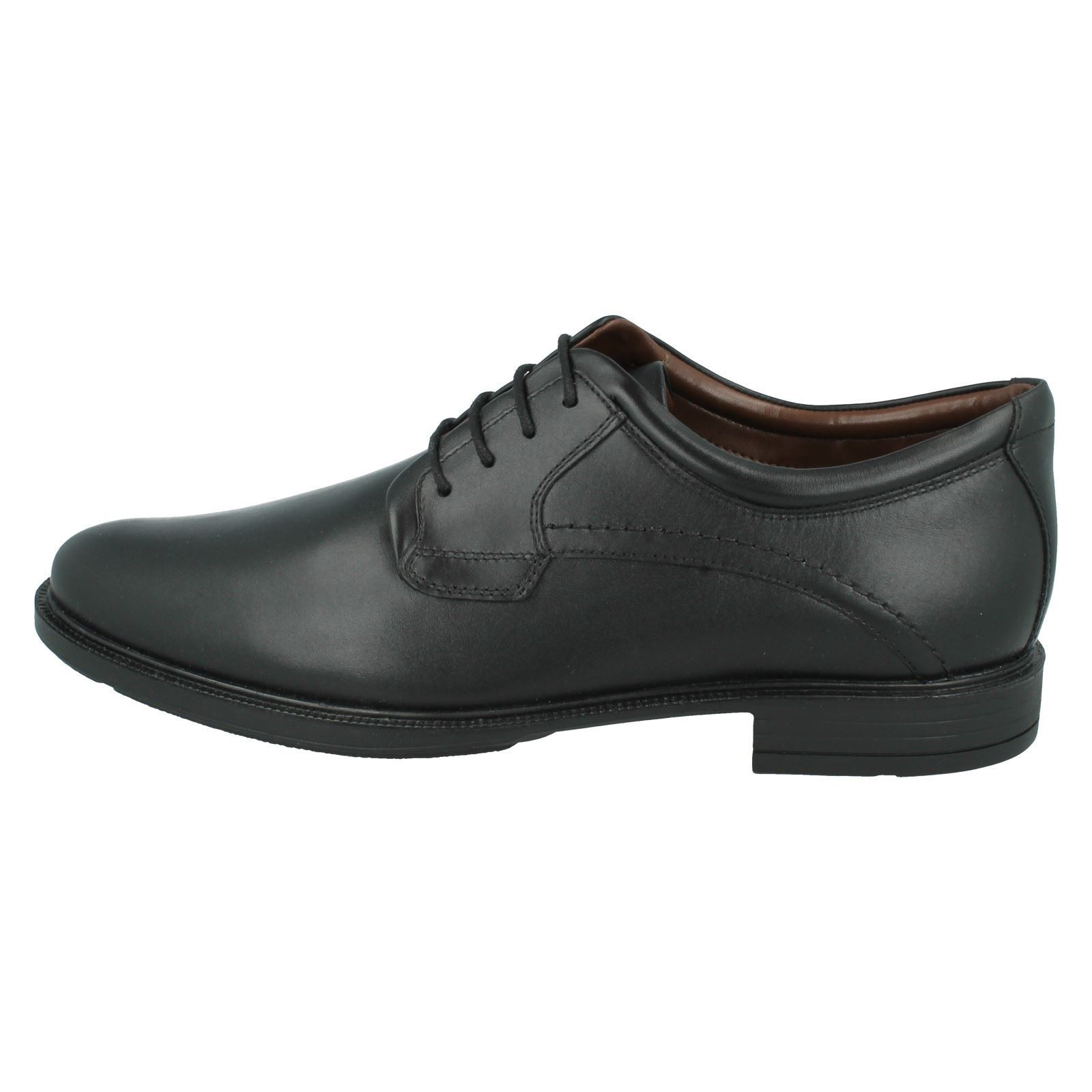 K Style Hush ~ Puppies Black Michigan Formal Shoes Men's 3 gxAwUPOq