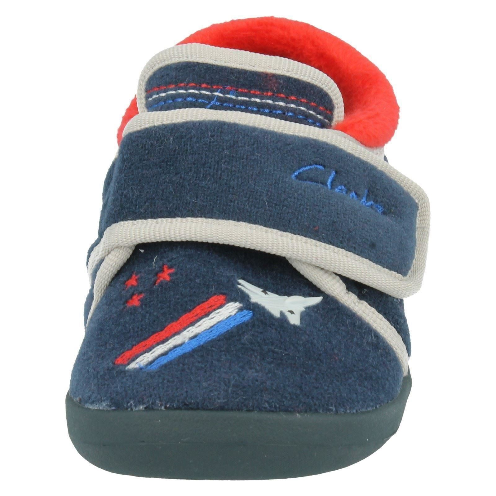Boys Clarks 'Jet Sleep' Slippers The Style ~ K