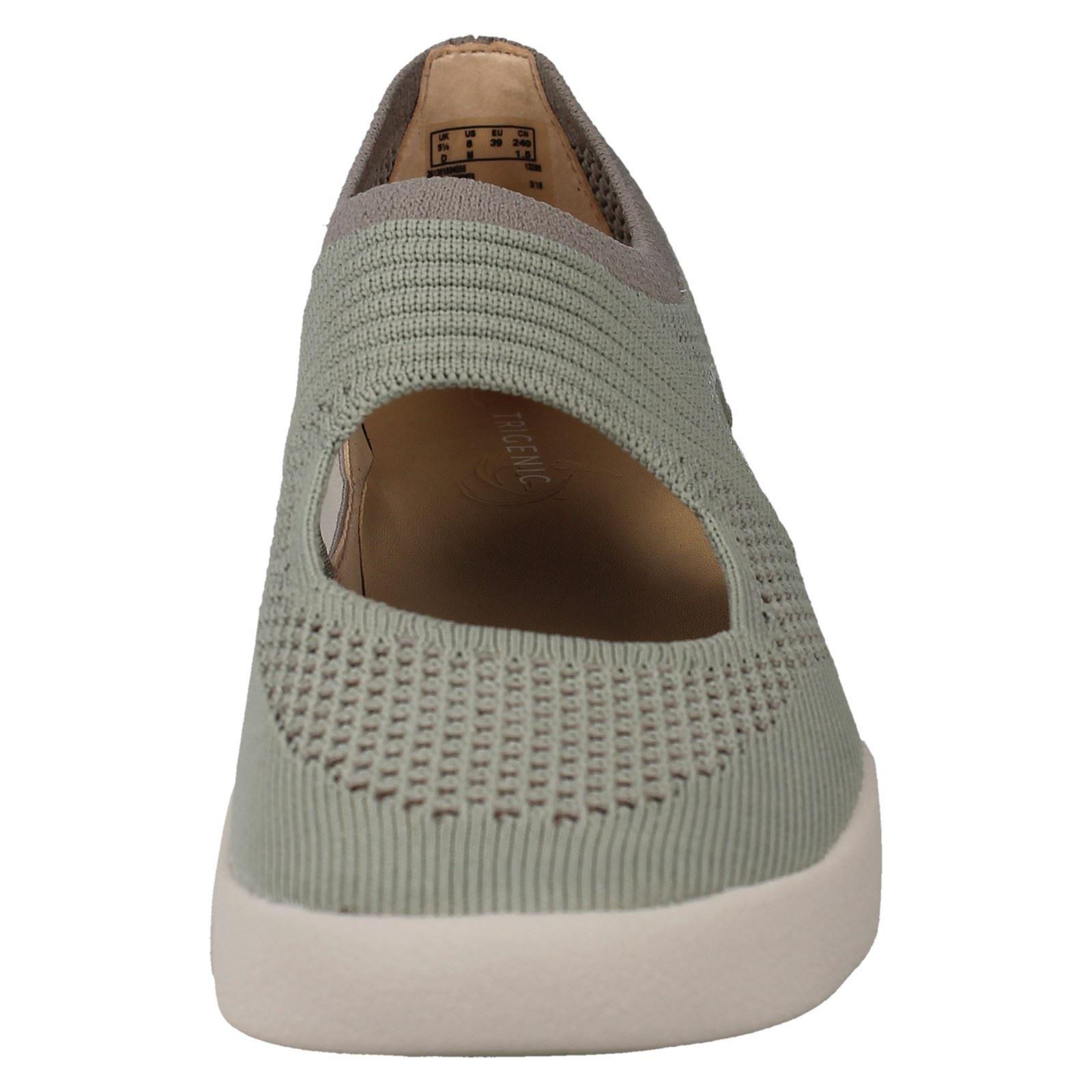 mesdames clarks coupé détail flats flats flats chaussures Étiquette  tri  fleur | Online Store  abc1d7
