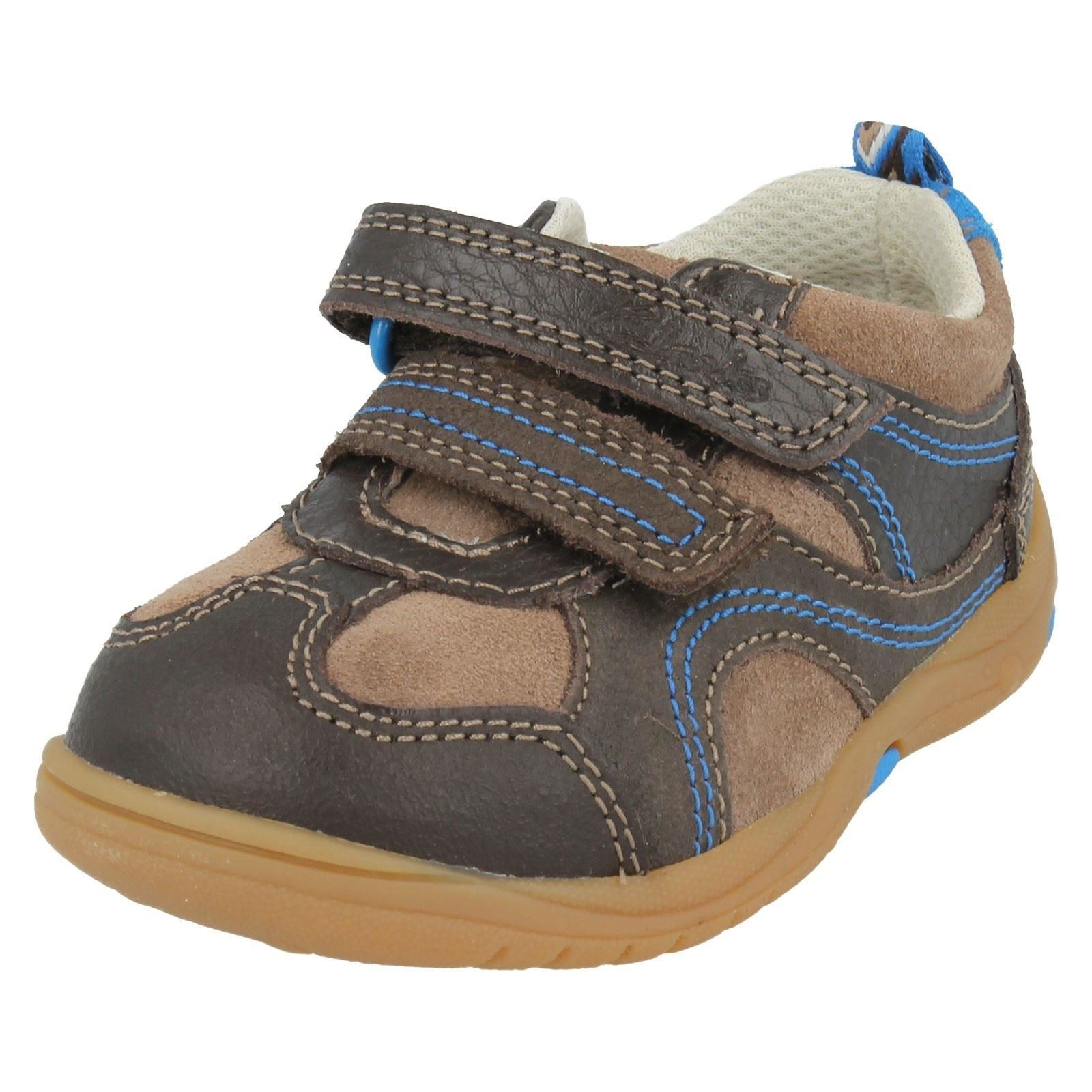 Boys Clarks First Shoes Style - Ru Rocks