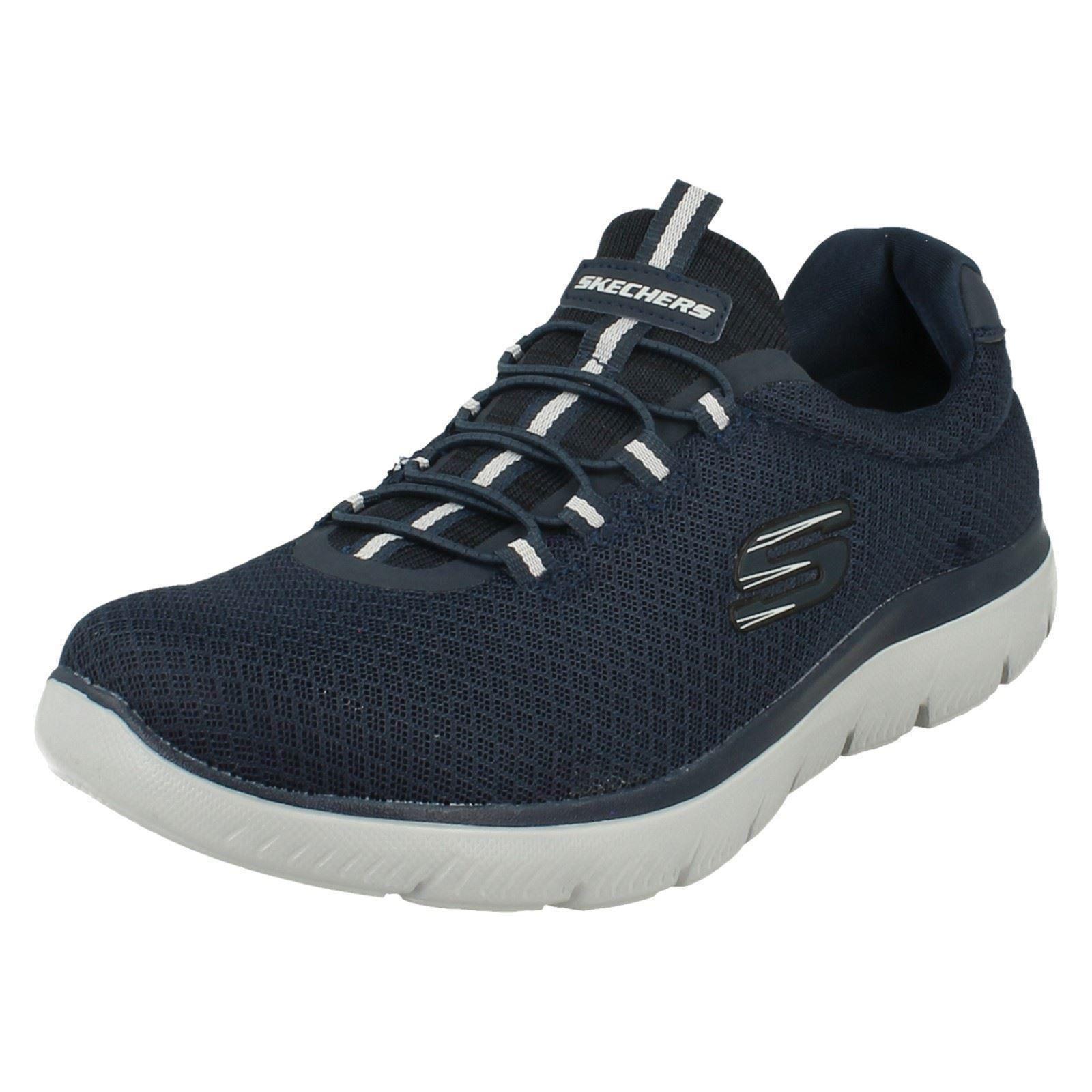 Zapatillas para hombre Skechers cumbres etiqueta de etiqueta cumbres 7437e3 7c5c8444713