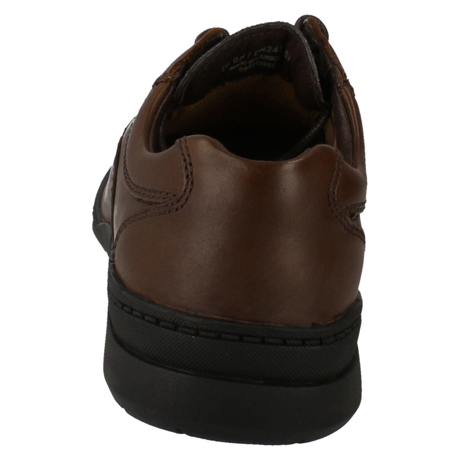 Para Hombre Zapatos Clarks Zapatos Hombre Casuales línea día 5f5327